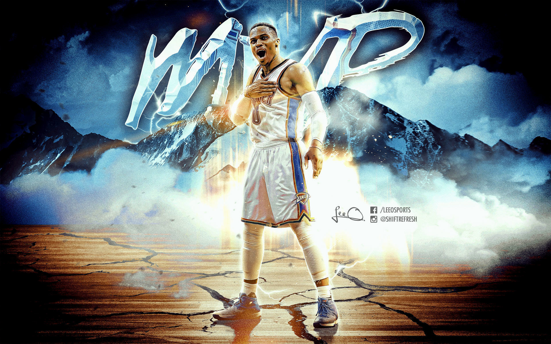 Russel Westbrook Wallpapers 77 Background Pictures