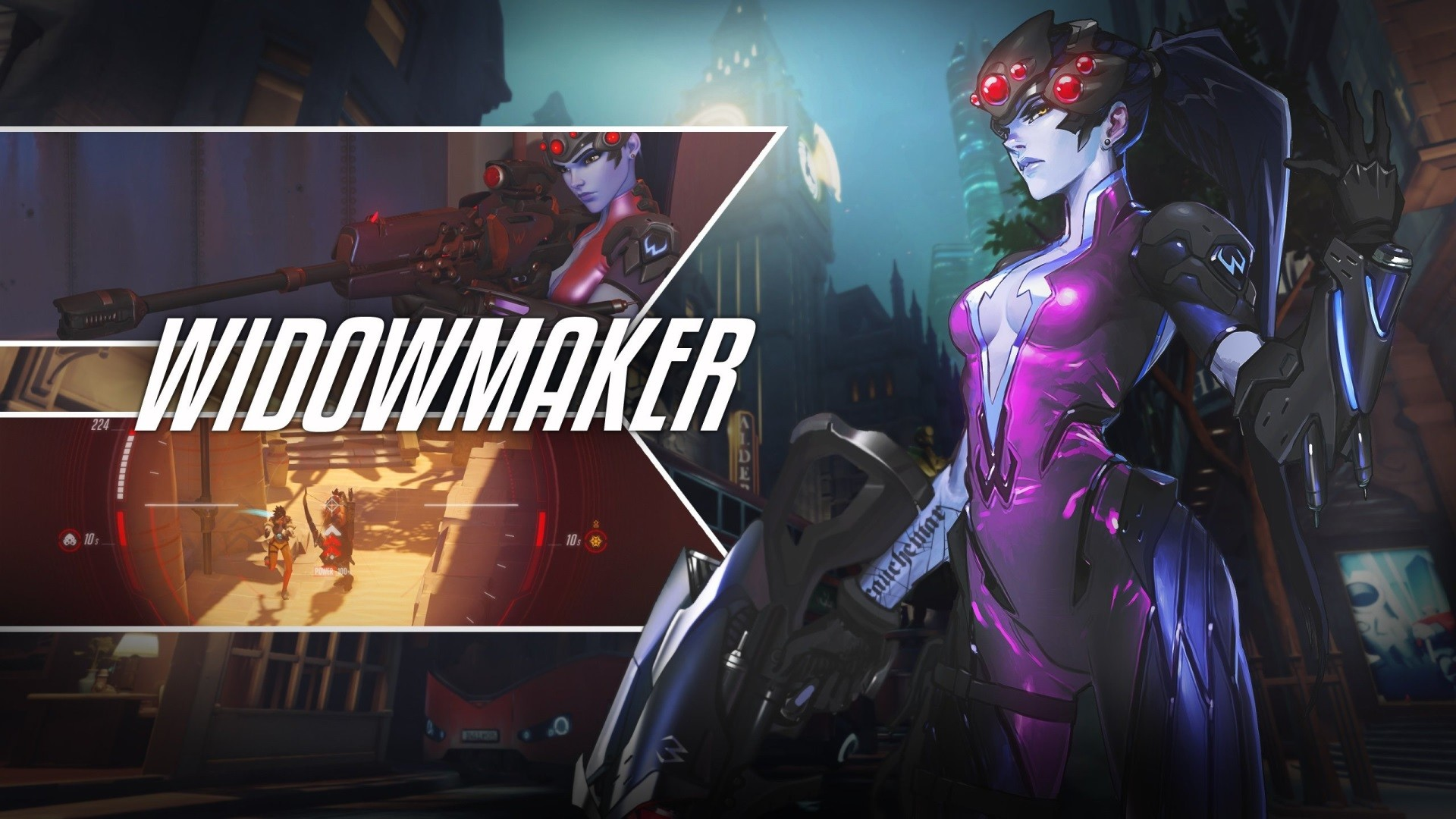 Overwatch Wallpapers 1080P (82+ background pictures)