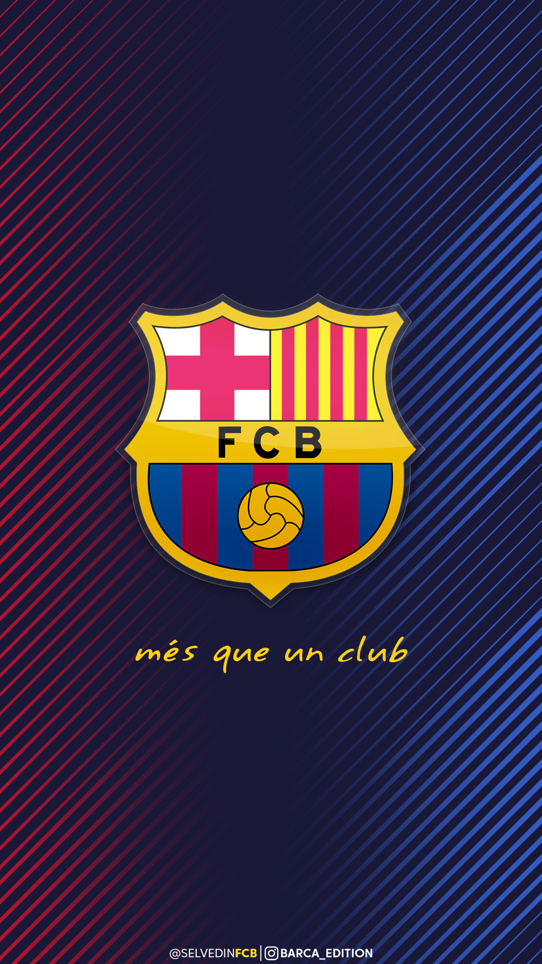 Fc Barcelona 2018 Wallpapers (72+ background pictures)