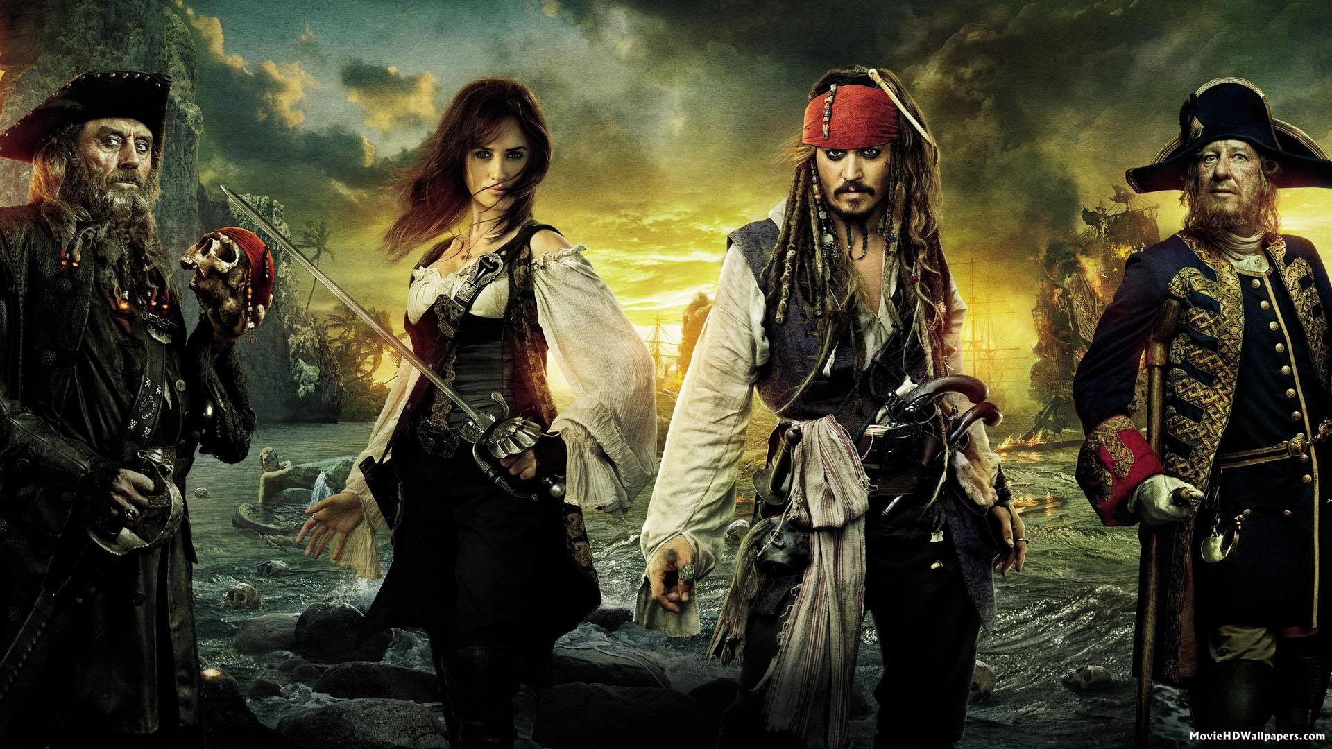 Pirates Of The Carribean Wallpapers 70 Background Pictures