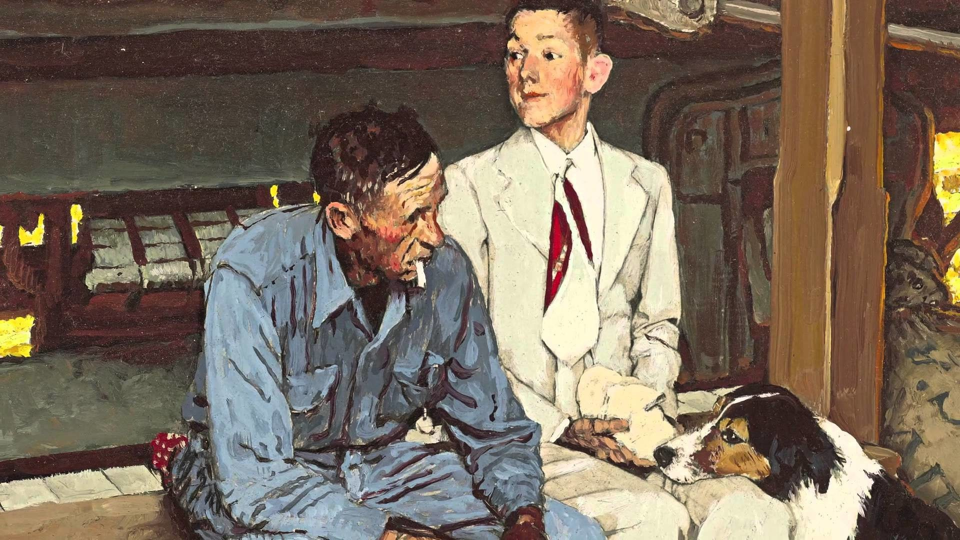 Norman Rockwell Wallpapers (44+ background pictures)