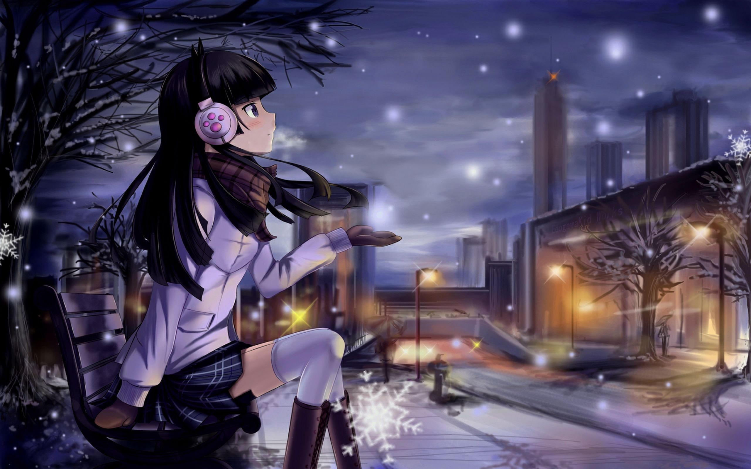 Beautiful Anime Wallpapers 76 Background Pictures