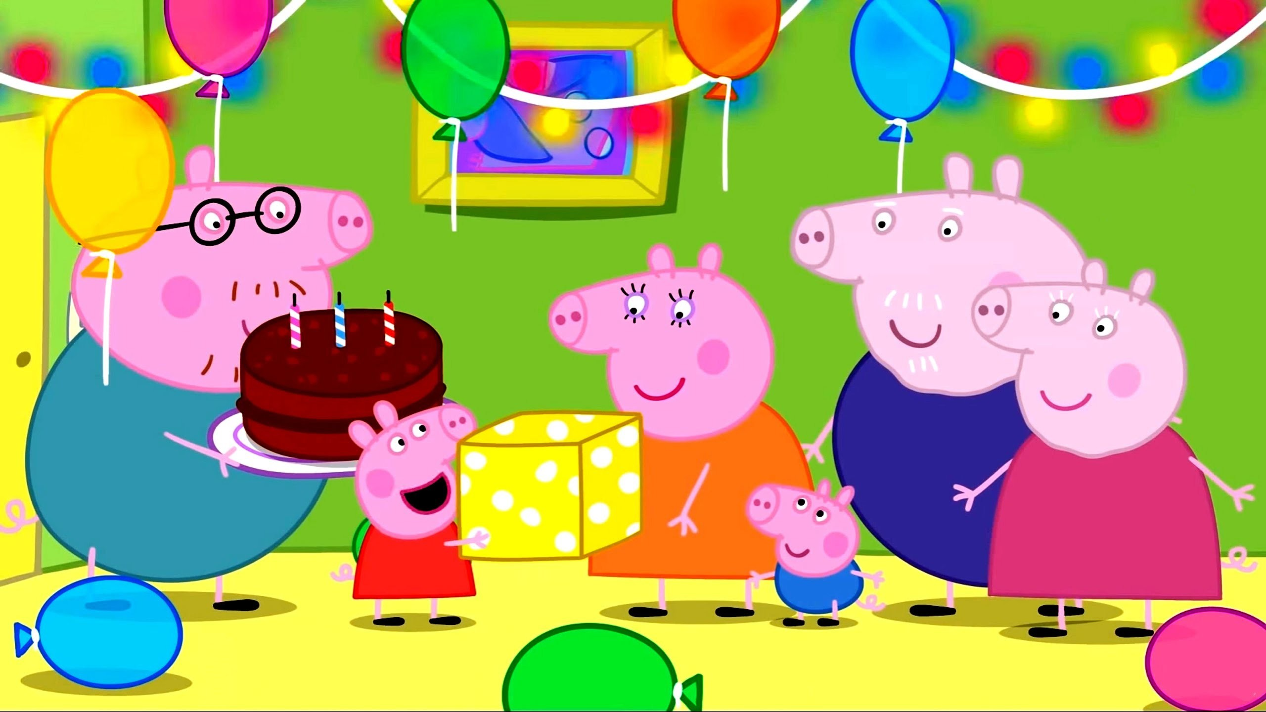 Peppa Pig Wallpapers (64+ background pictures)
