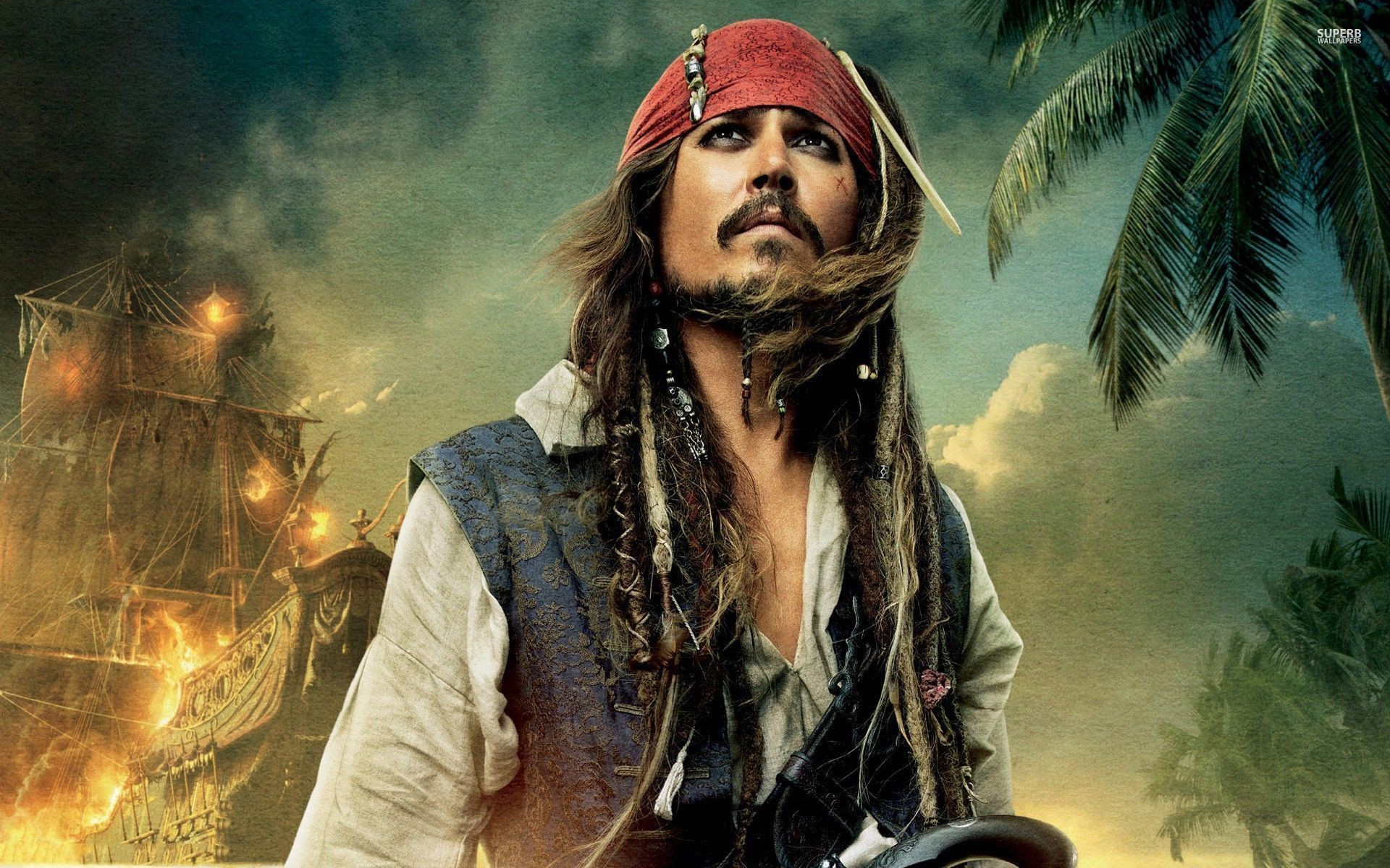 Jack Sparrow Wallpapers (58+ background pictures)