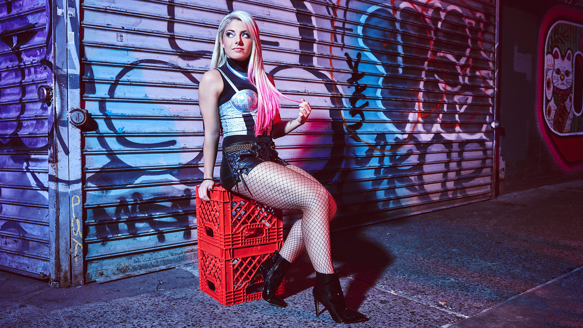 Alexa Bliss Wallpapers (80+ background pictures)