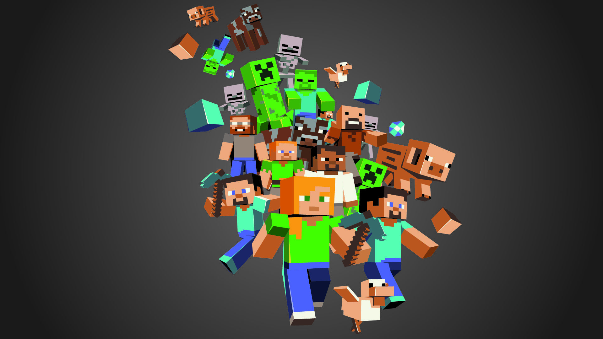 Minecraft Wallpapers 83 Background Pictures