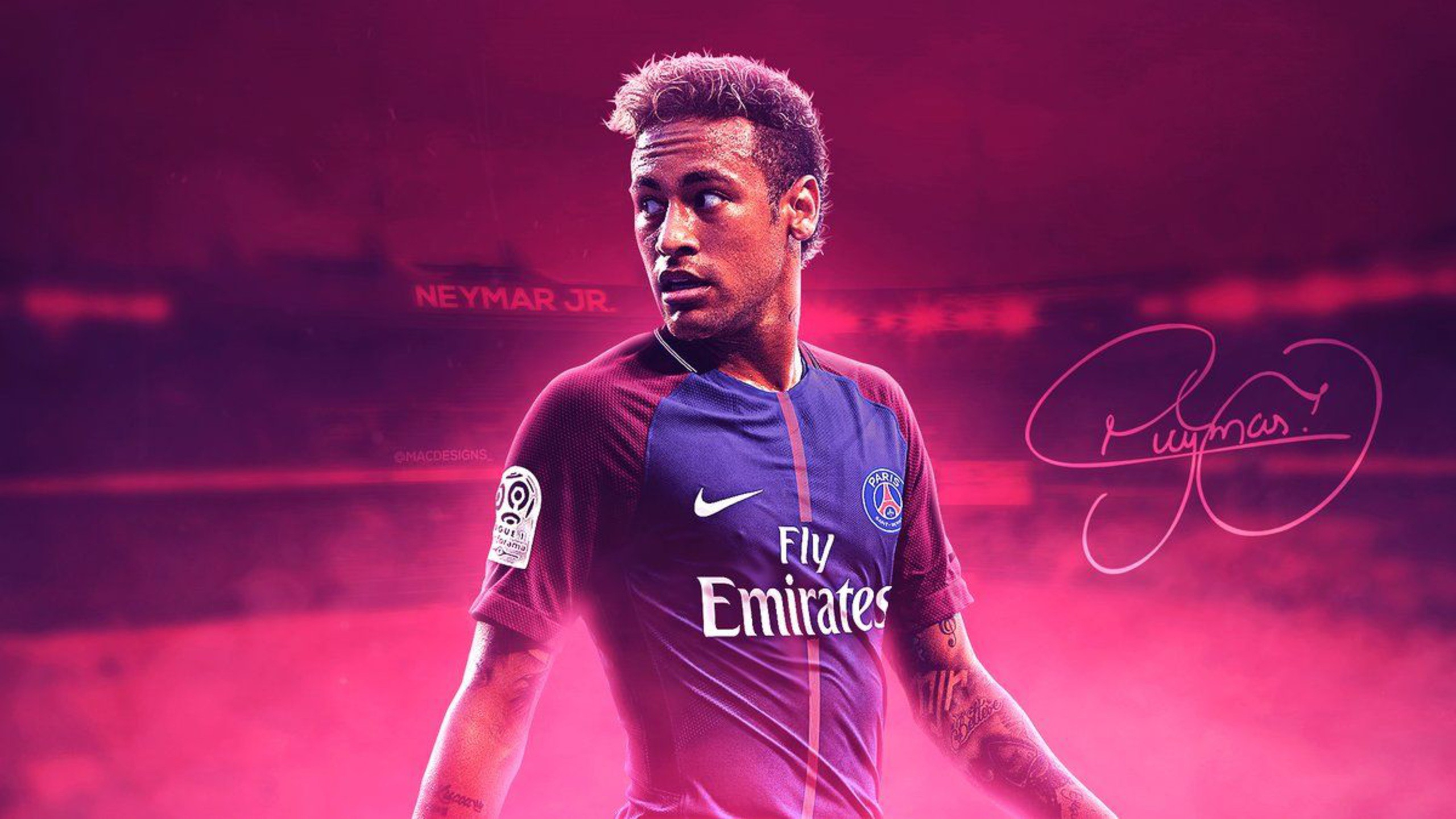 Neymar 2018 Wallpapers 77 Background Pictures