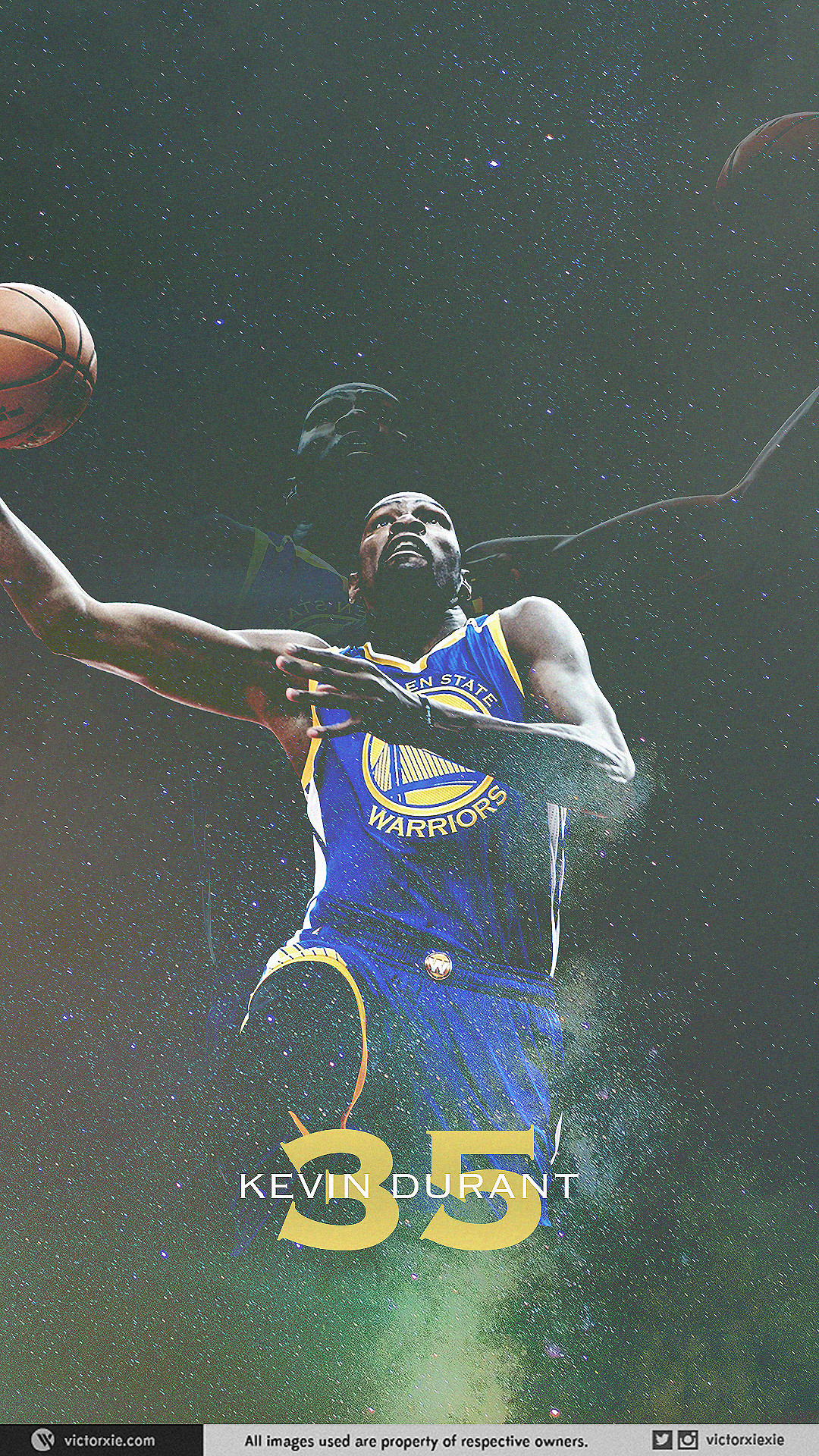 1080x1920 Kevin Durant. Download: Mobile Wallpaper / Desktop Wallpaper