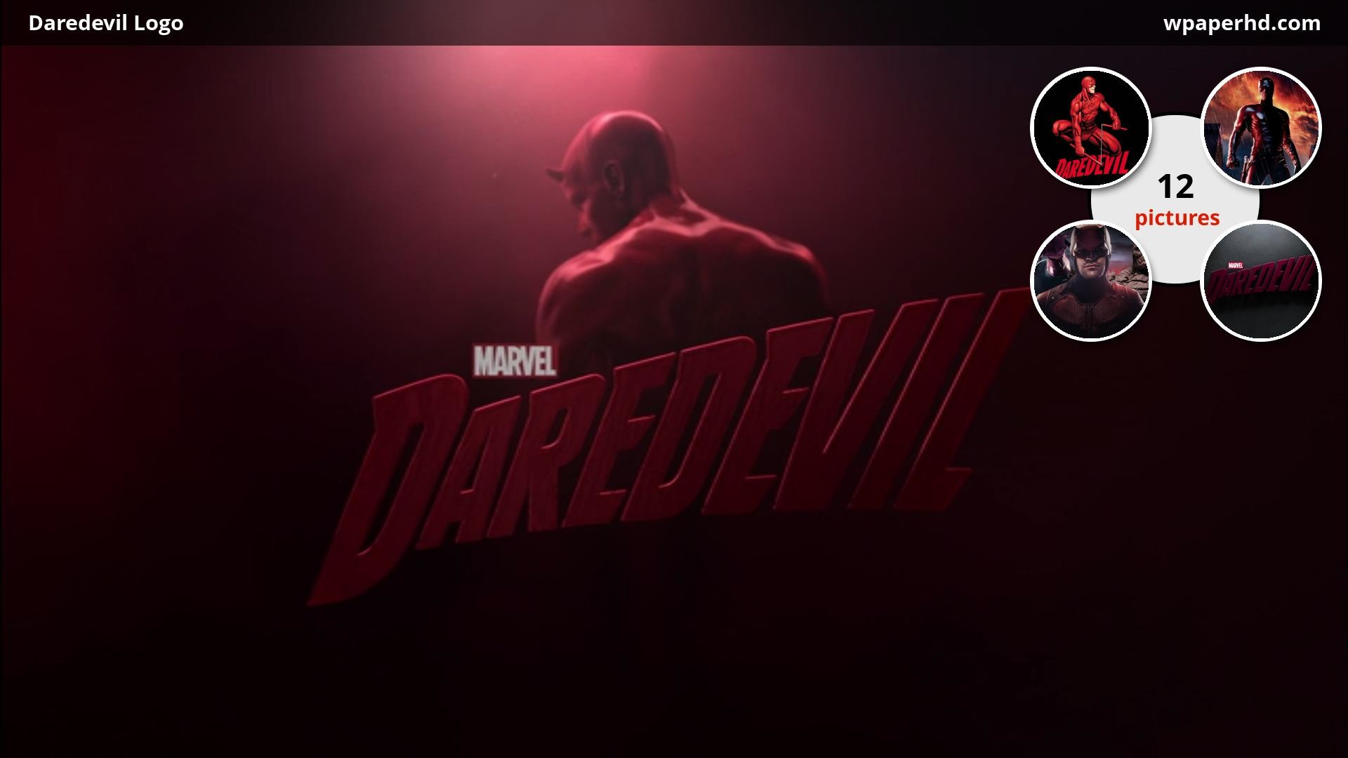 1920x1080 Comics Daredevil Wallpaper