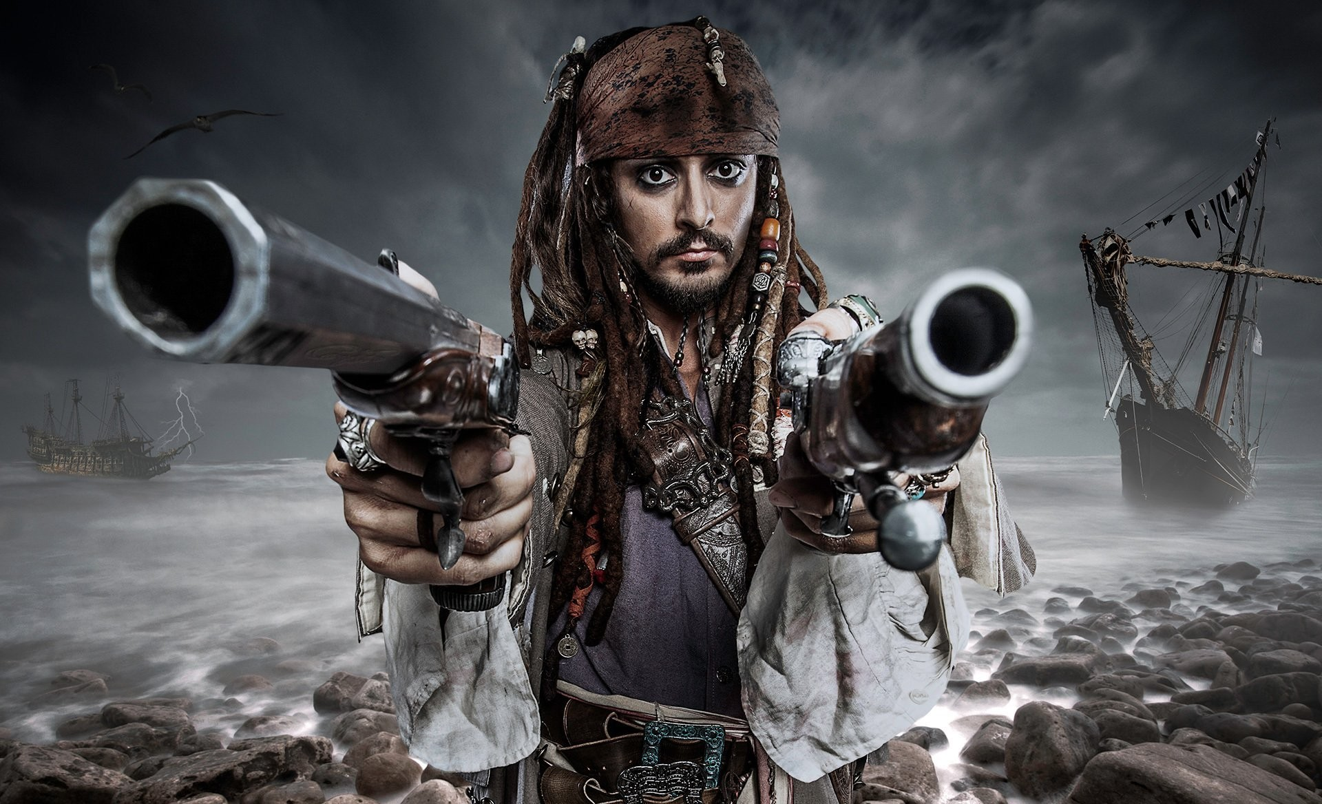 Jack Sparrow Wallpapers 58 Background Pictures