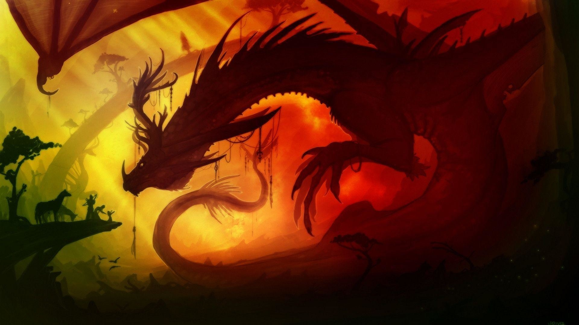 1920x1080 Red Dragon Wallpapers 1920x1080PX ~ Wallpaper Red Dragon #33784