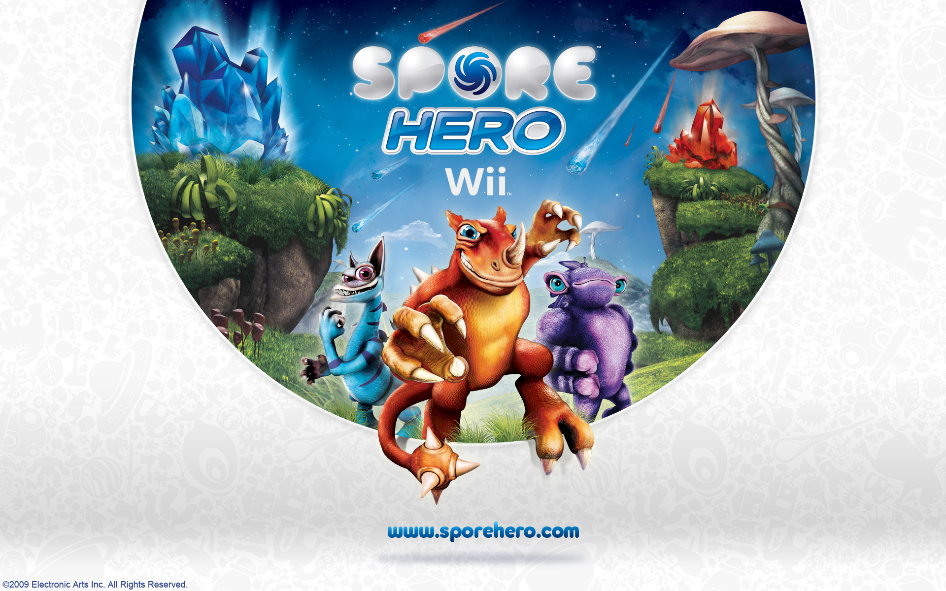 Spore wallpapers 54 background pictures - Spore galactic adventures wallpaper ...
