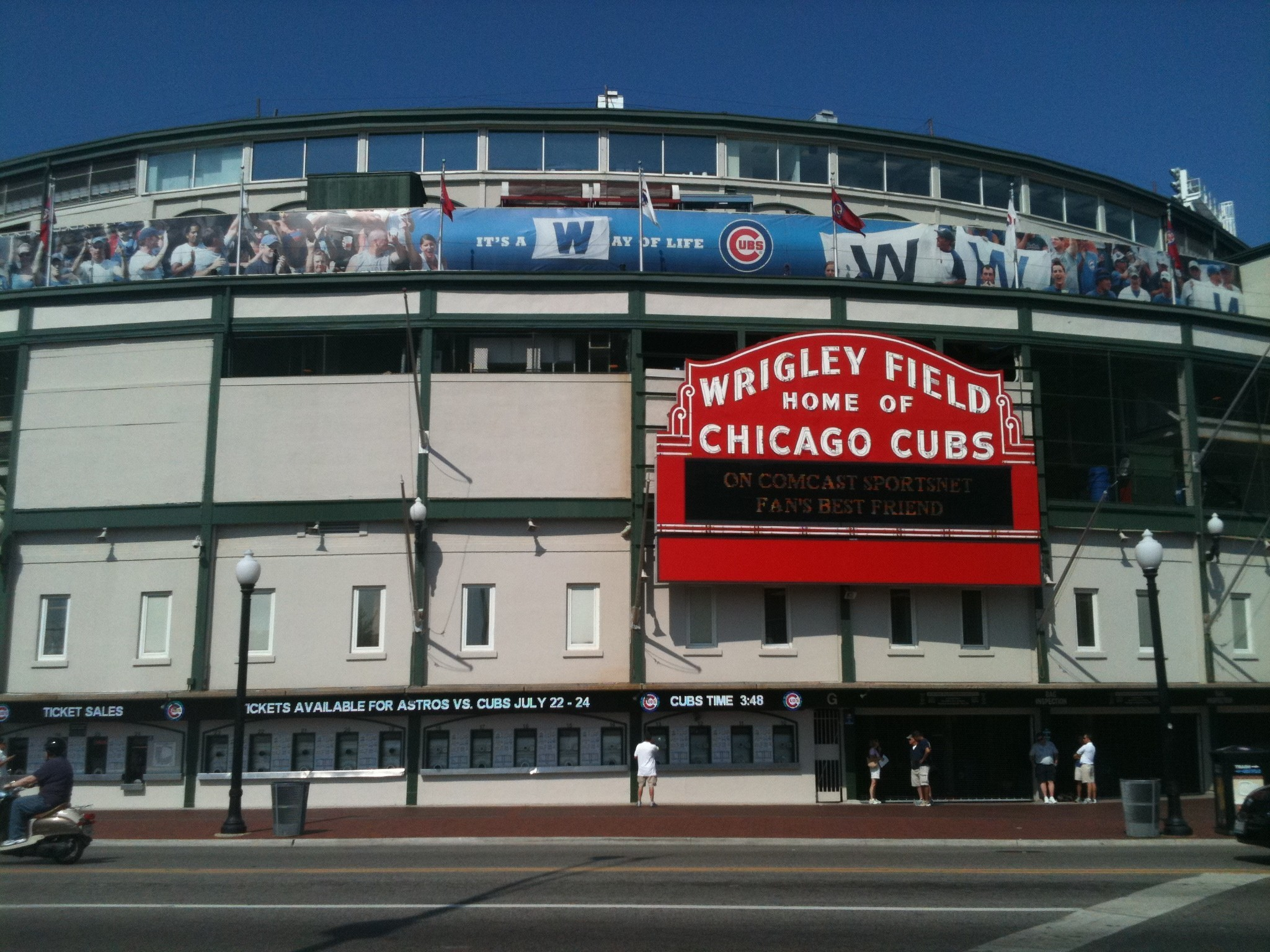 Wrigley Field Wallpapers Hd 51 Background Pictures