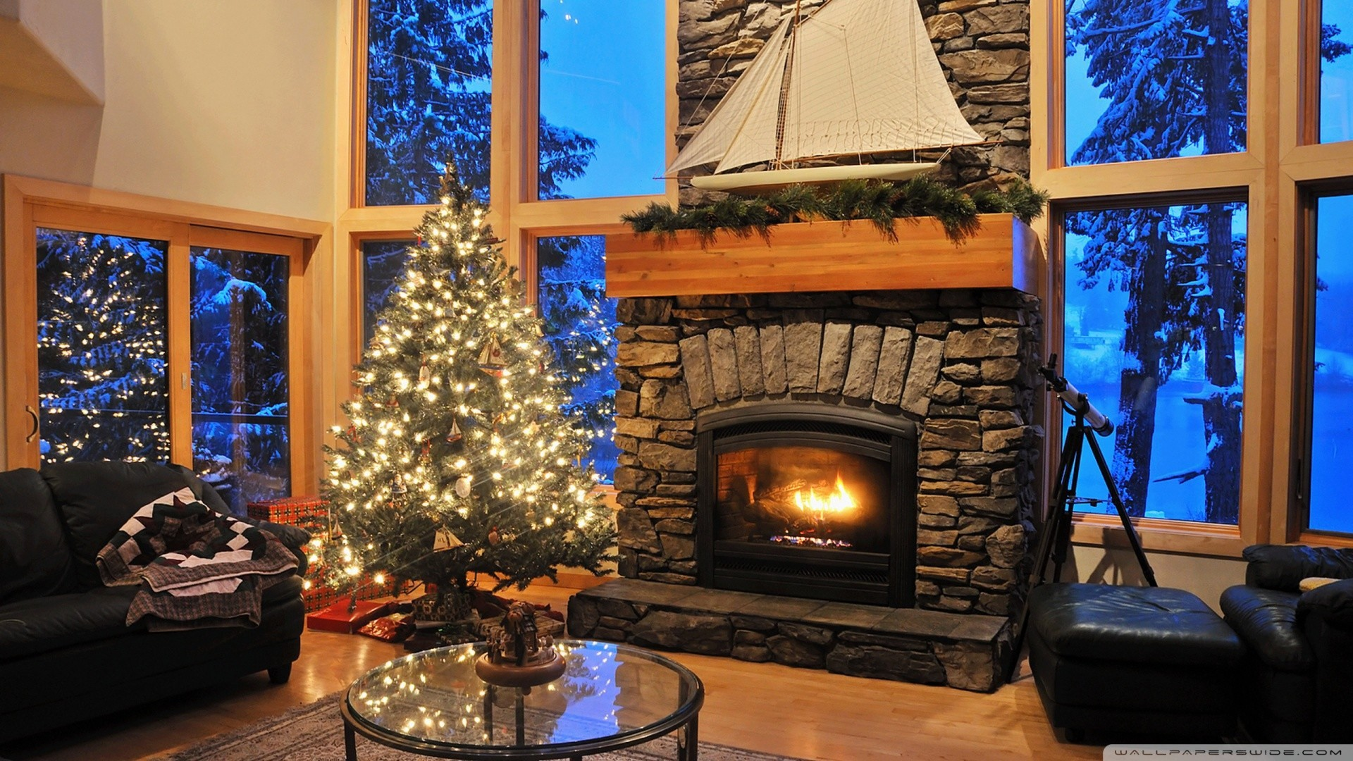 Fireplace Wallpapers (55+ background pictures)