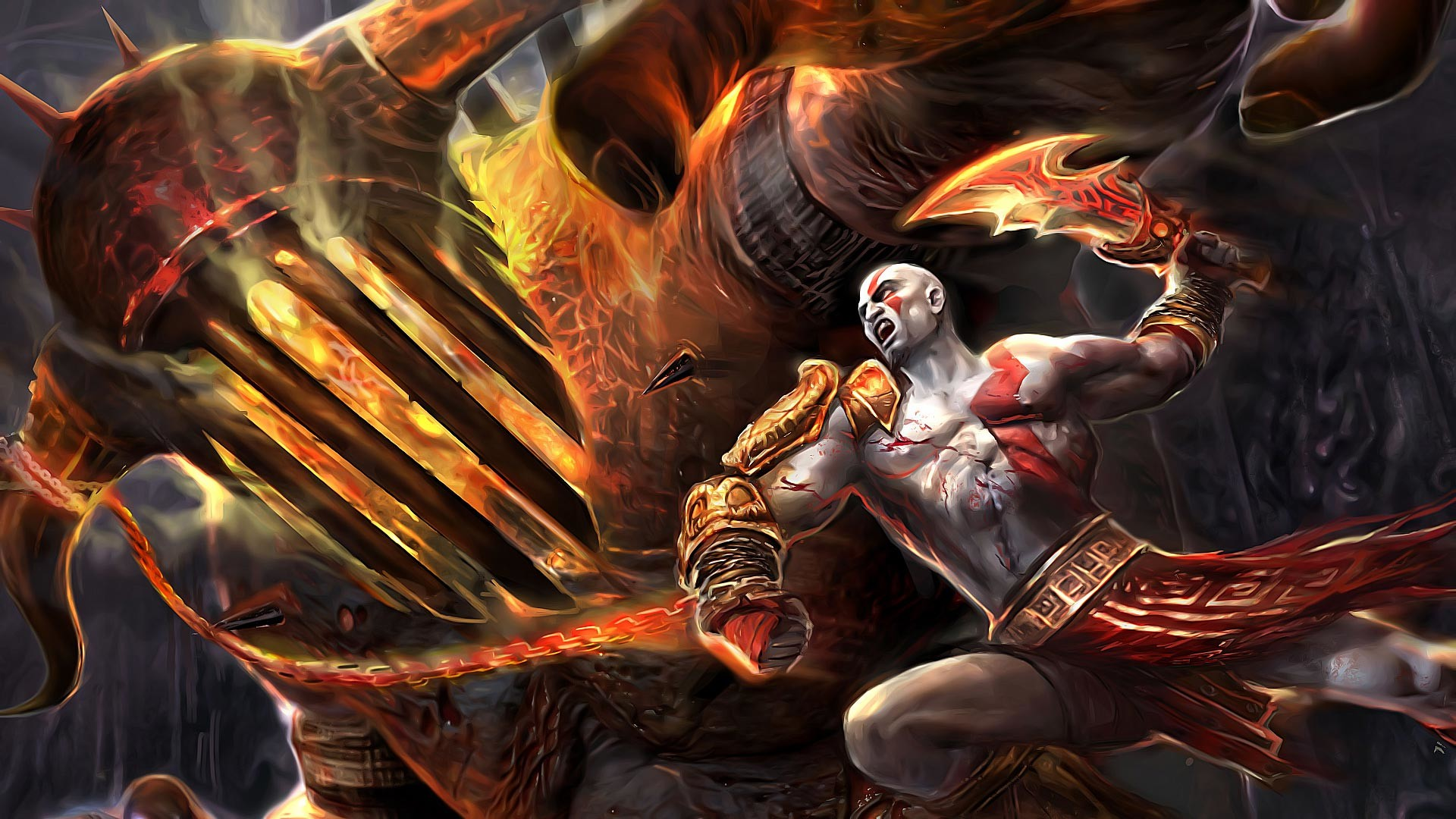 God Of War Wallpapers 86 Background Pictures