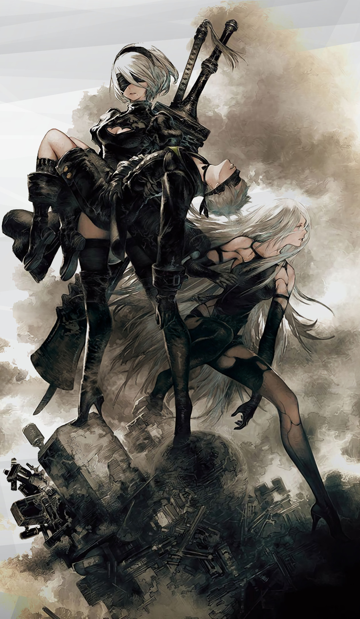Nier Automata Wallpapers (72+ background pictures)