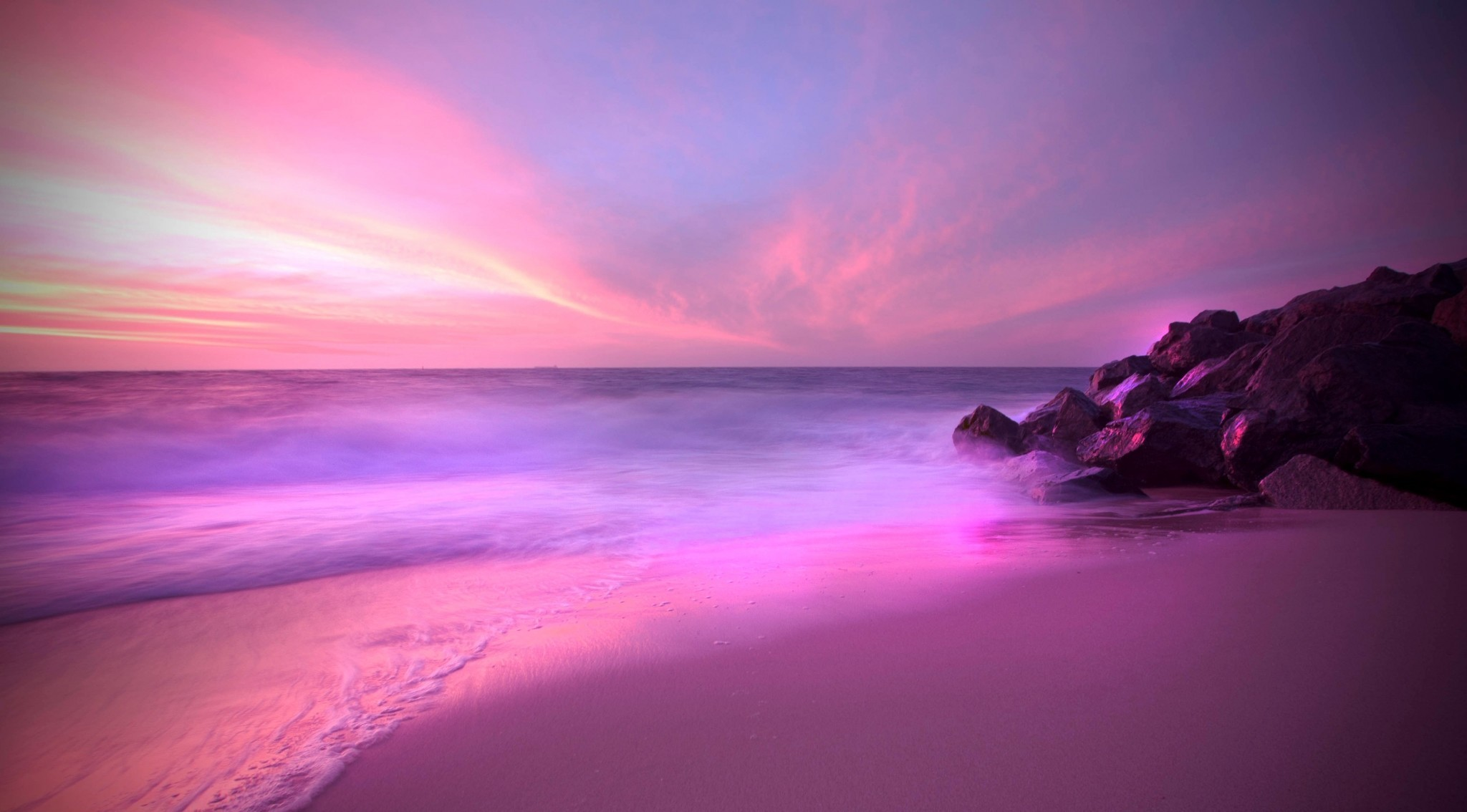 Pink Mac Wallpapers (70+ background pictures)