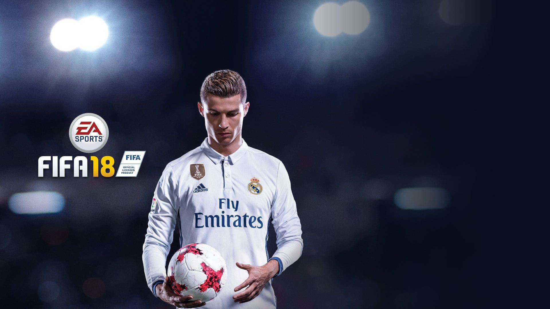1920x1080 FIFA 2018 Cover Wallpaper