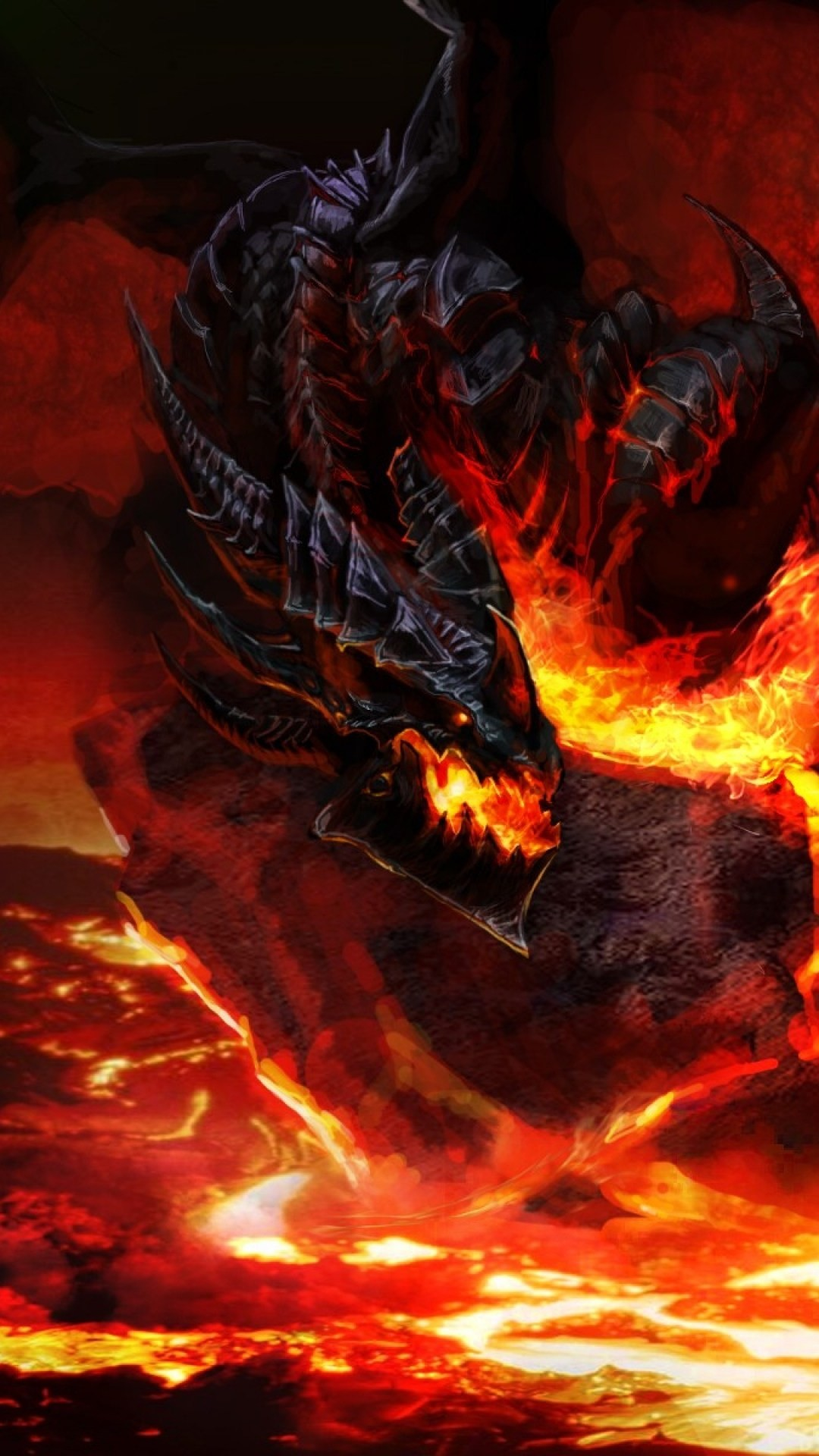 fire dragon wallpapers 72 background pictures