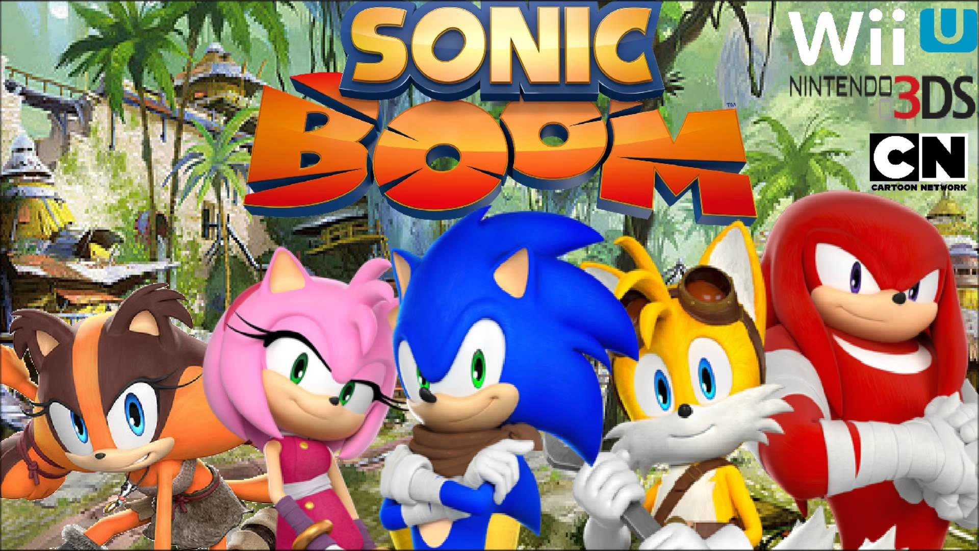 Sonic Boom Wallpapers (77+ background pictures)