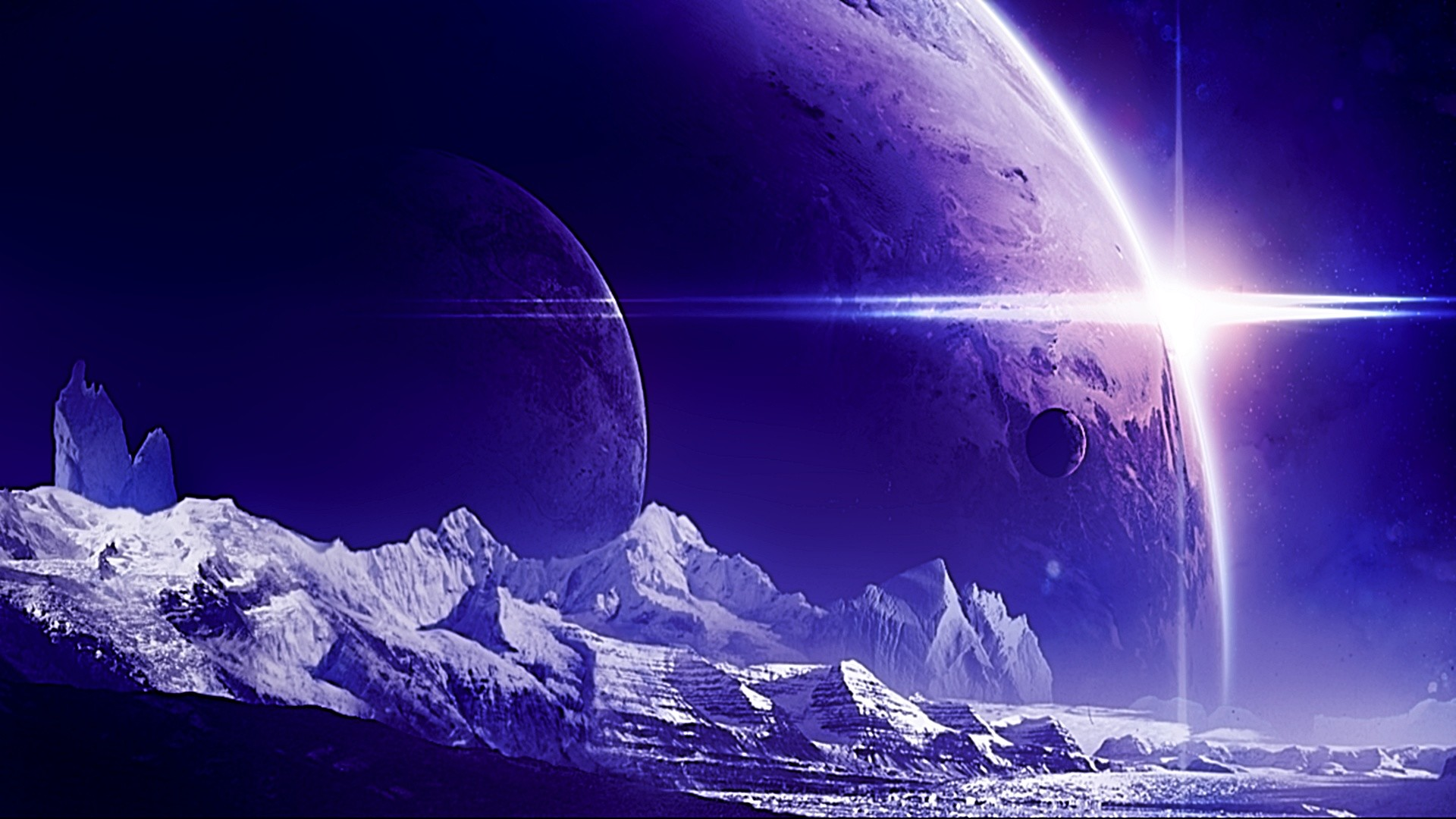 Cool Space Background Wallpapers (74+ Background Pictures