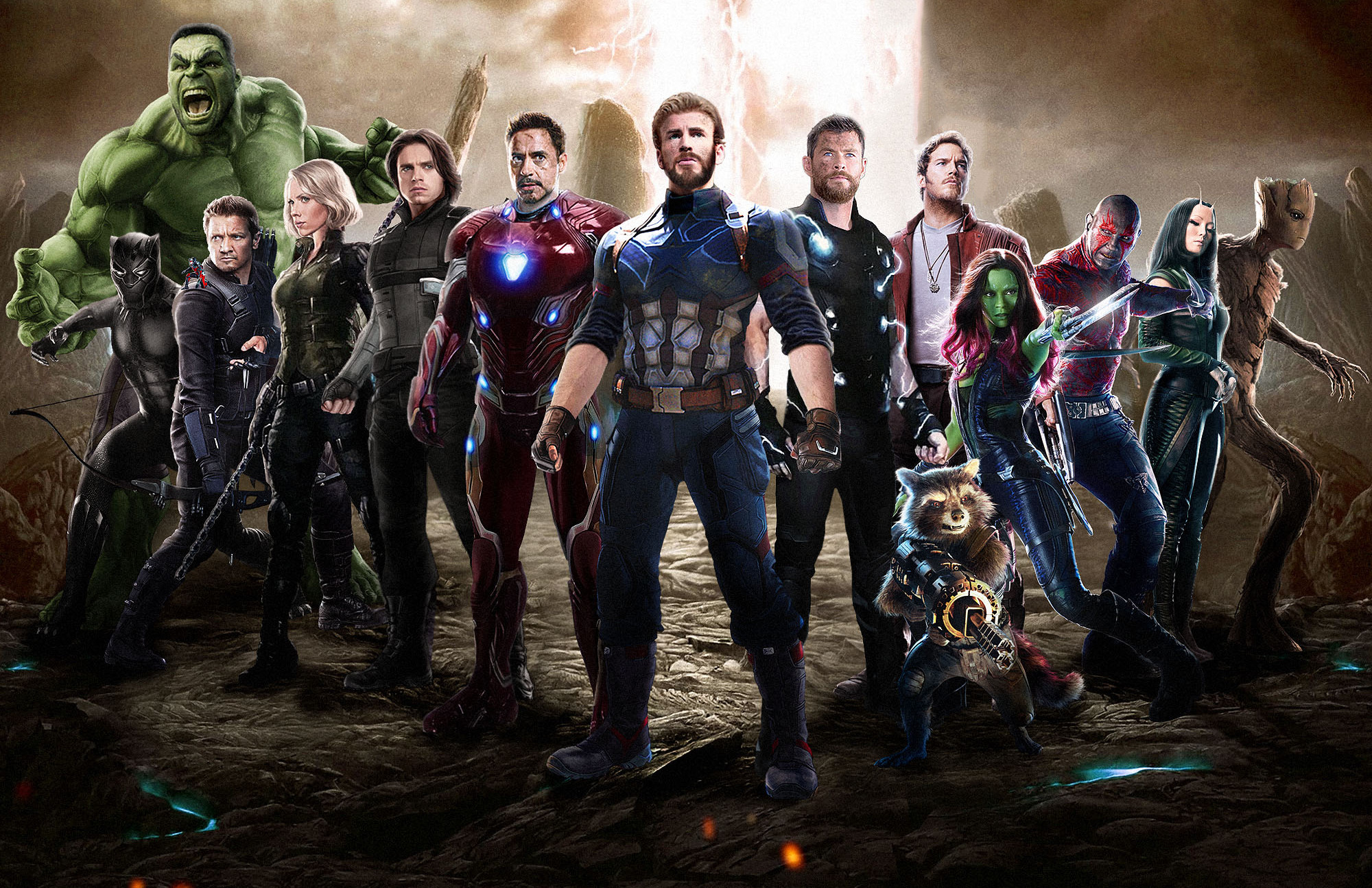 Avengers Wallpapers (80+ background pictures)
