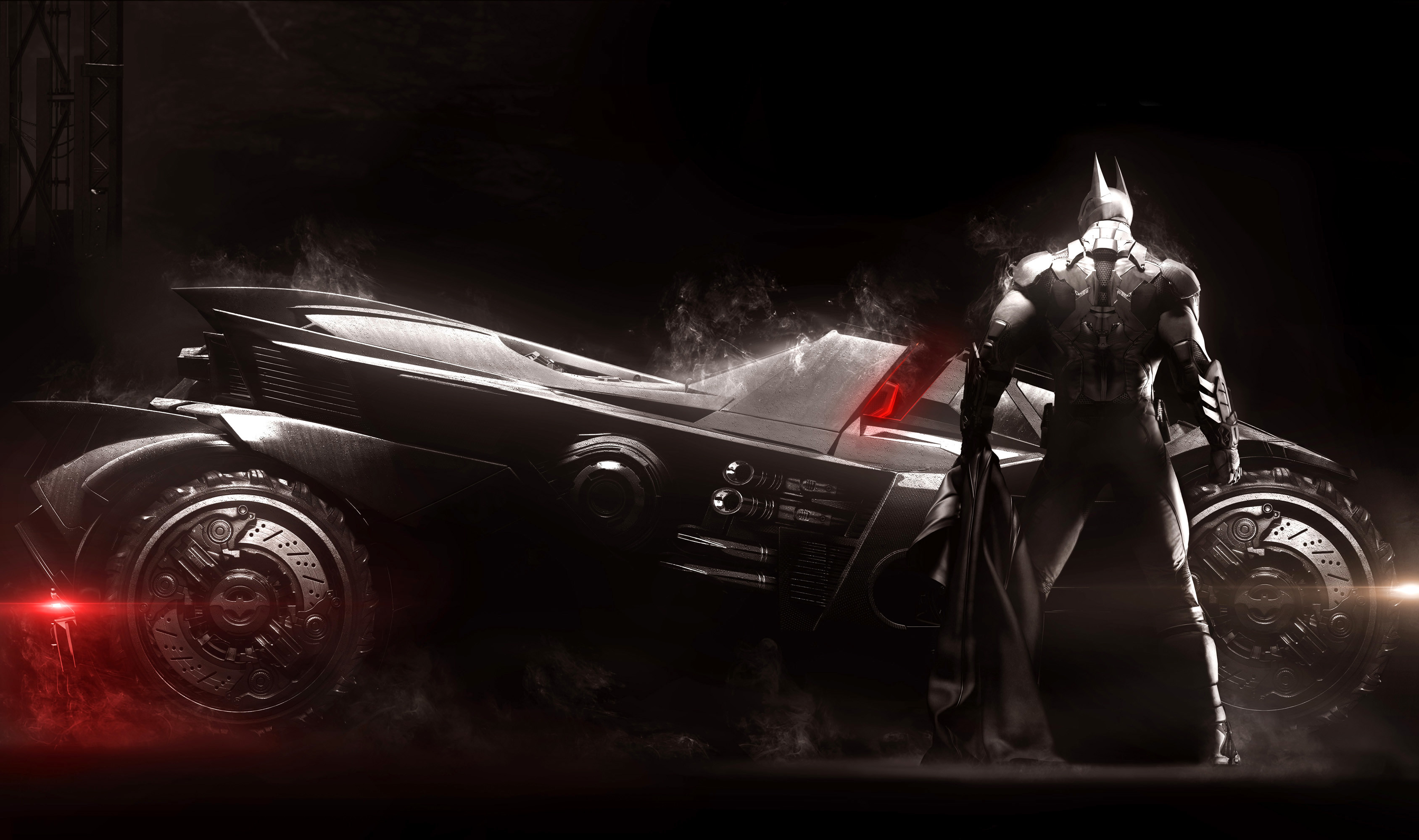 batman arkham knight wallpapers (79+ background pictures)