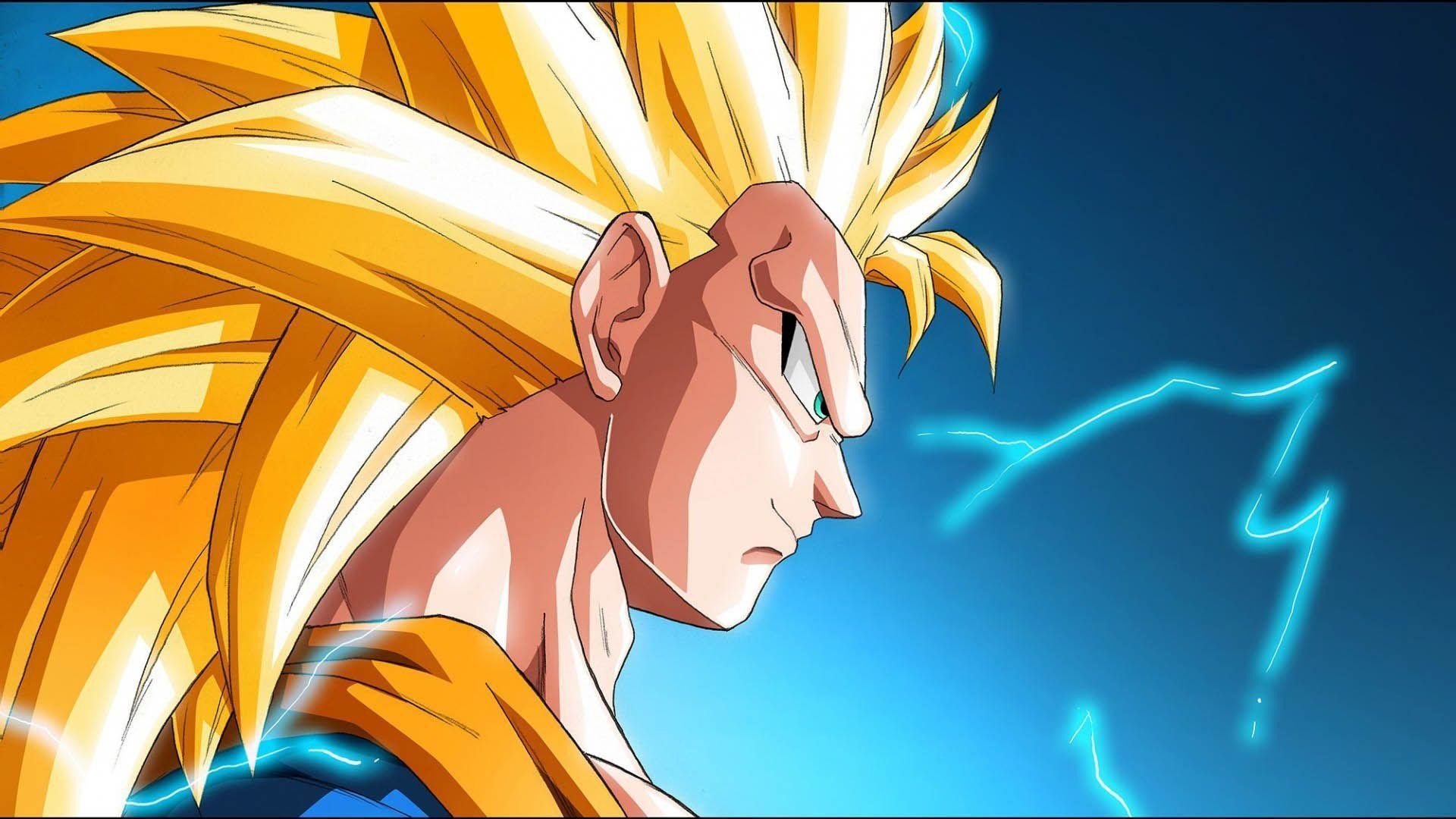 Goku Super Saiyan 3 Wallpapers 63 Background Pictures