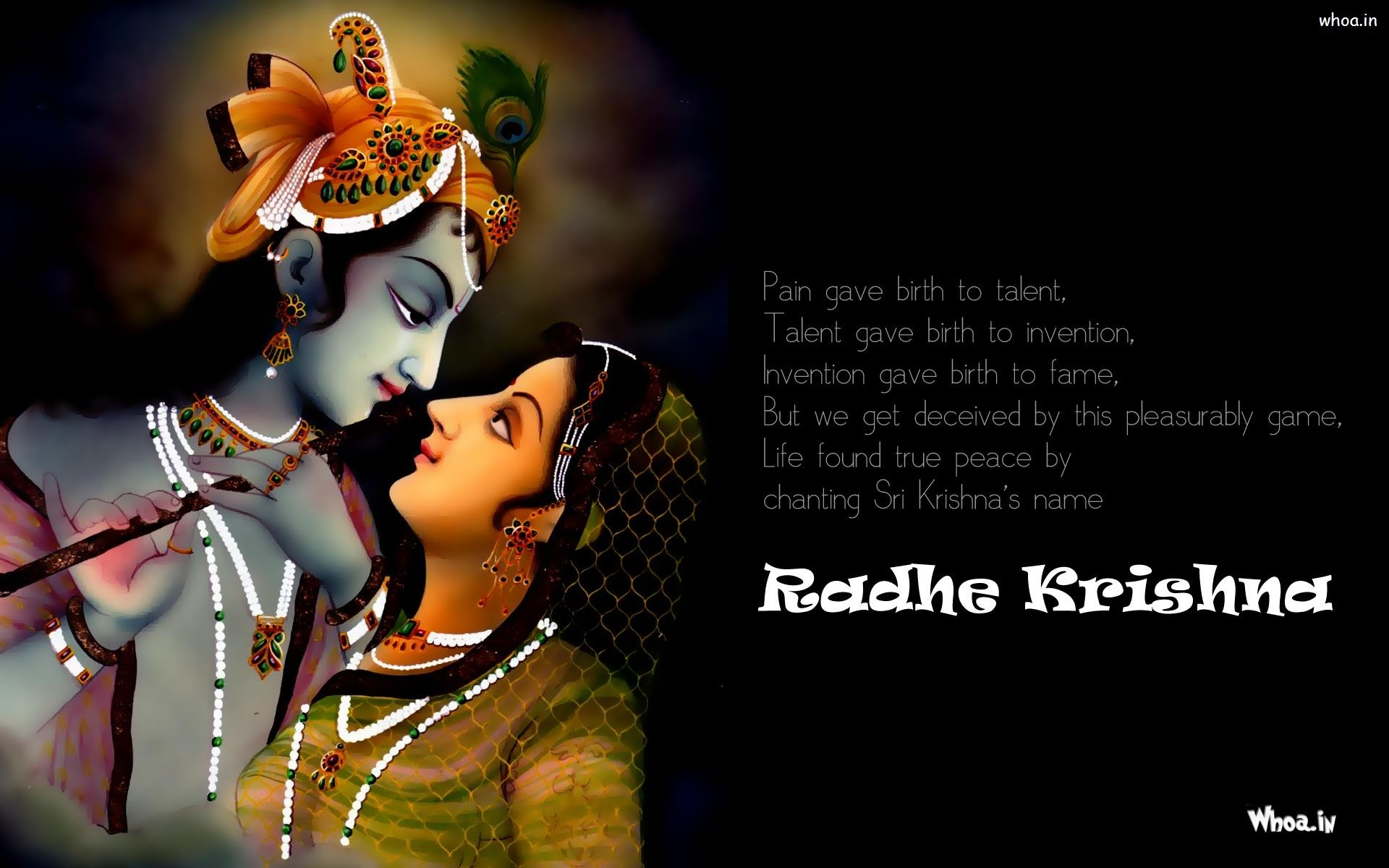 1920x1200 best collection of radha krishna images lord krishna wallpapers a· radha krishna dark wallpaper