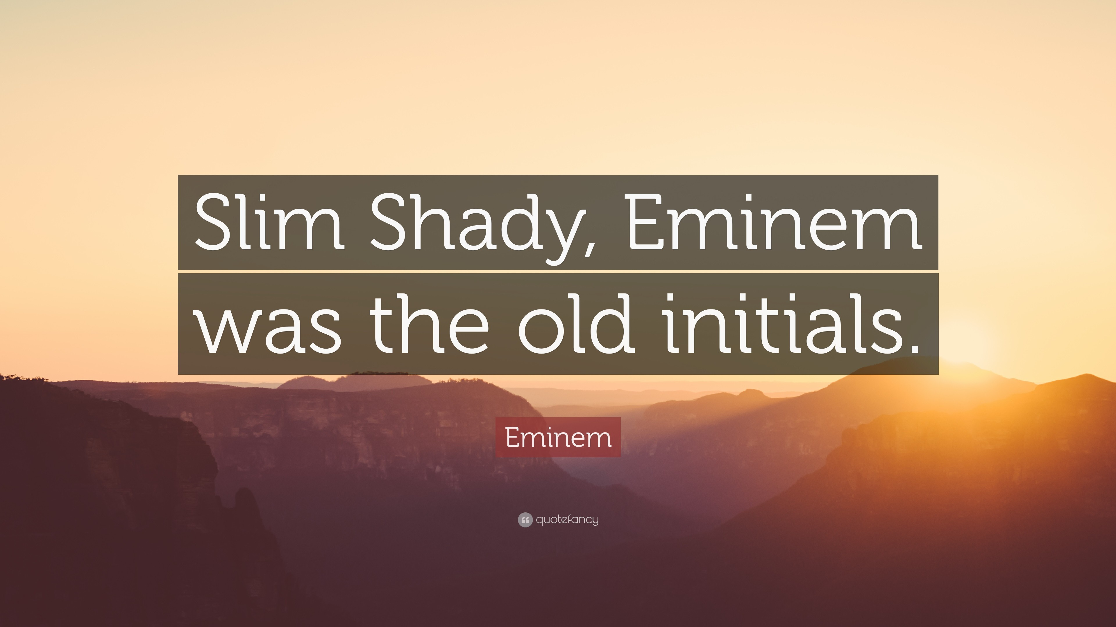 Slim Shady Wallpapers (77+ background pictures)