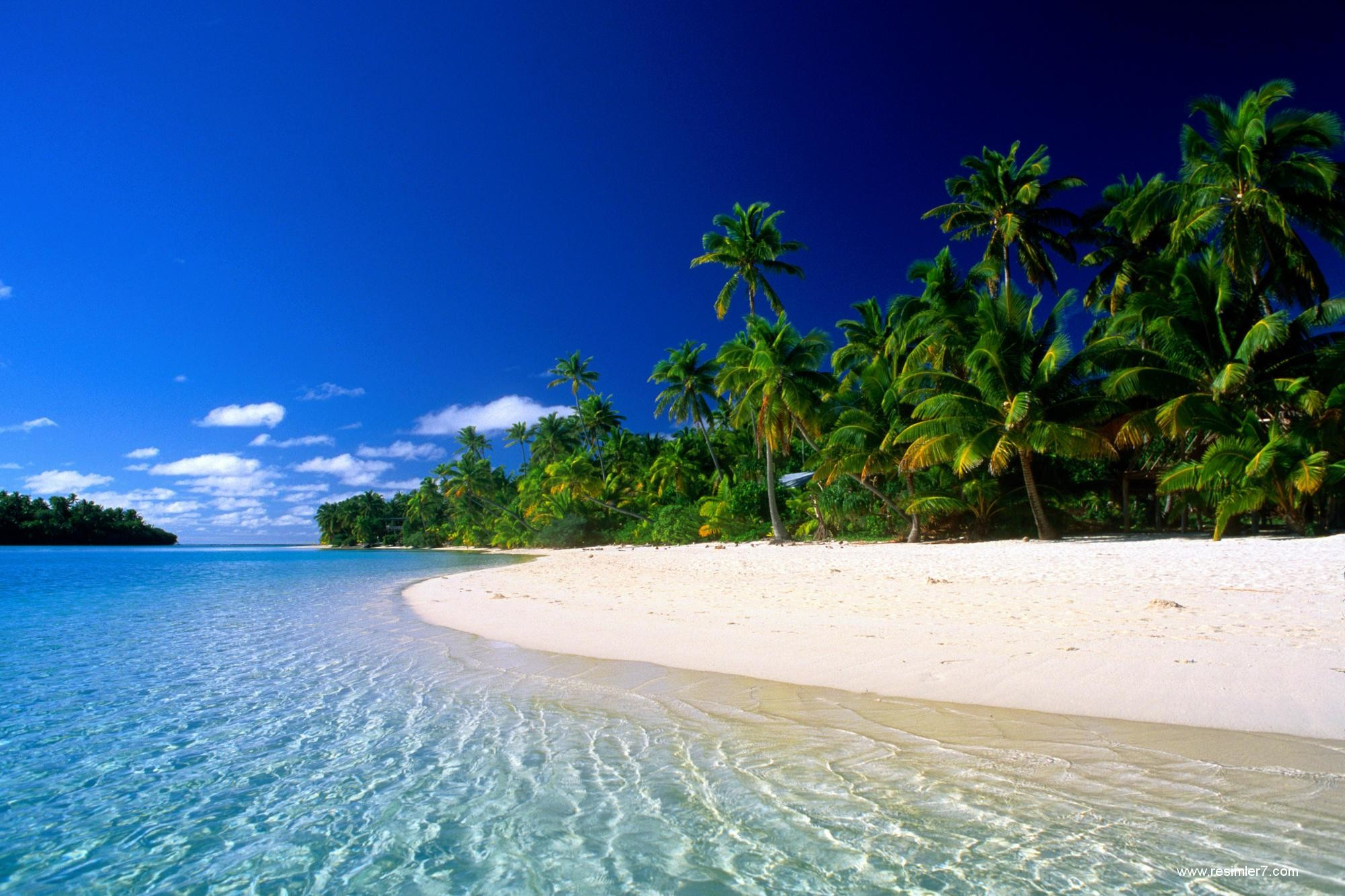 Beach HD Wallpapers (65+ background ...