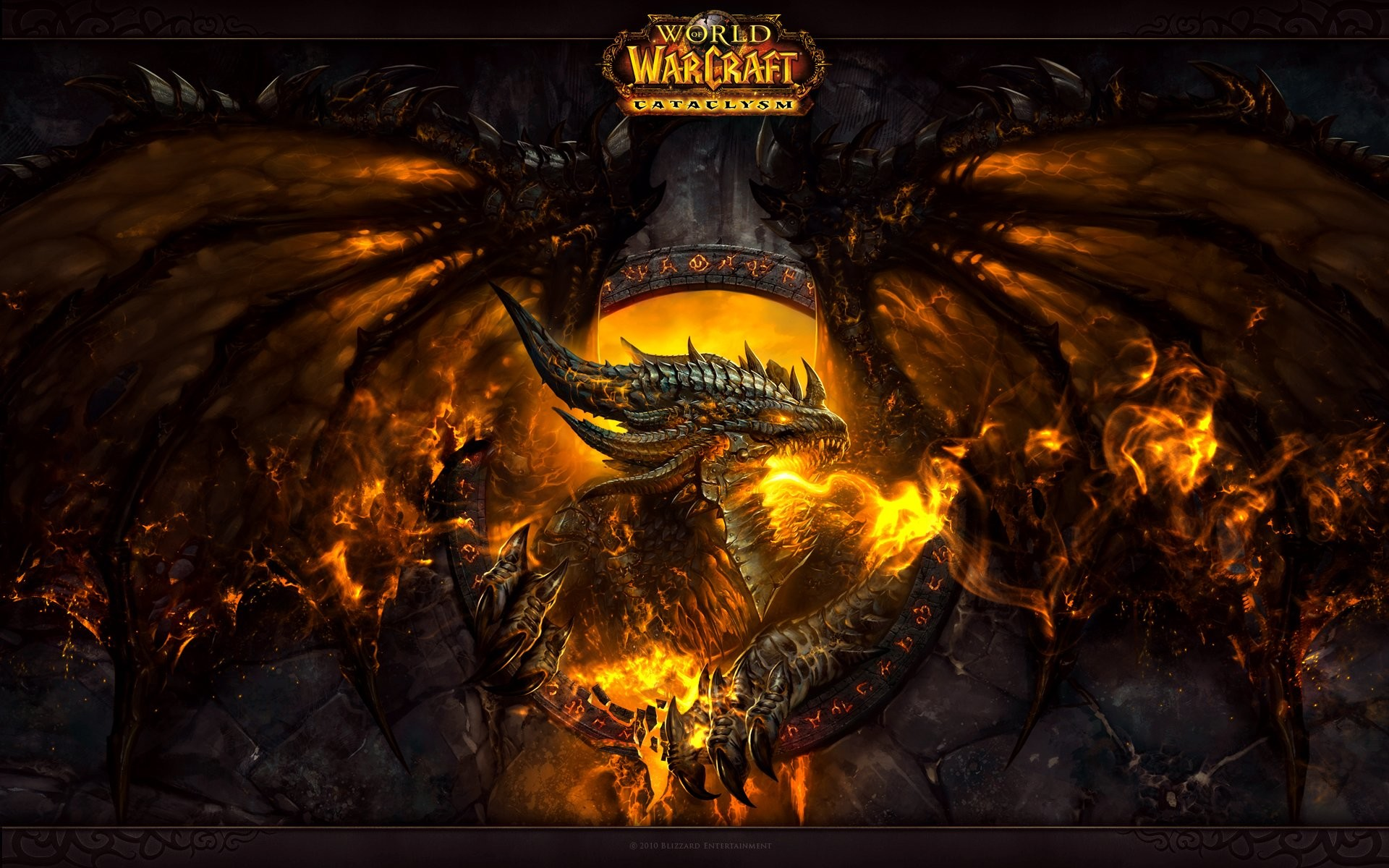 Wow Cataclysm Wallpapers 77 Background Pictures