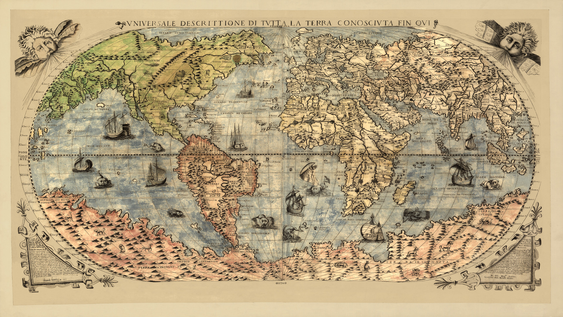 Vintage map wallpapers 60 background pictures 1920x1080 invigorating walls world map wallpaper border source vintage maps wallpapers on kubipet com style world map wallpaper labzada wallpaper world map freerunsca Gallery