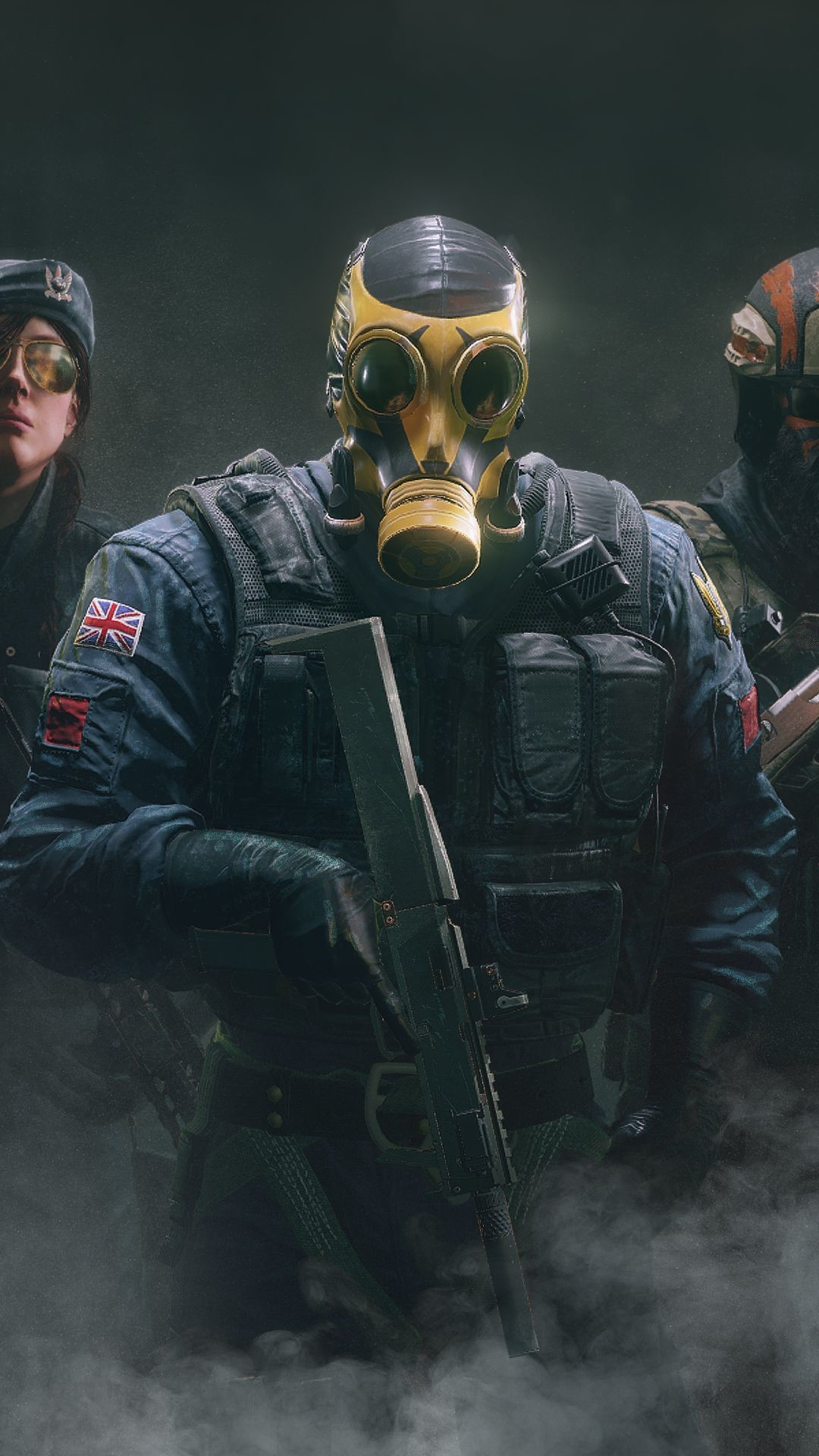 Rainbow Six Siege Wallpapers (76+ background pictures)
