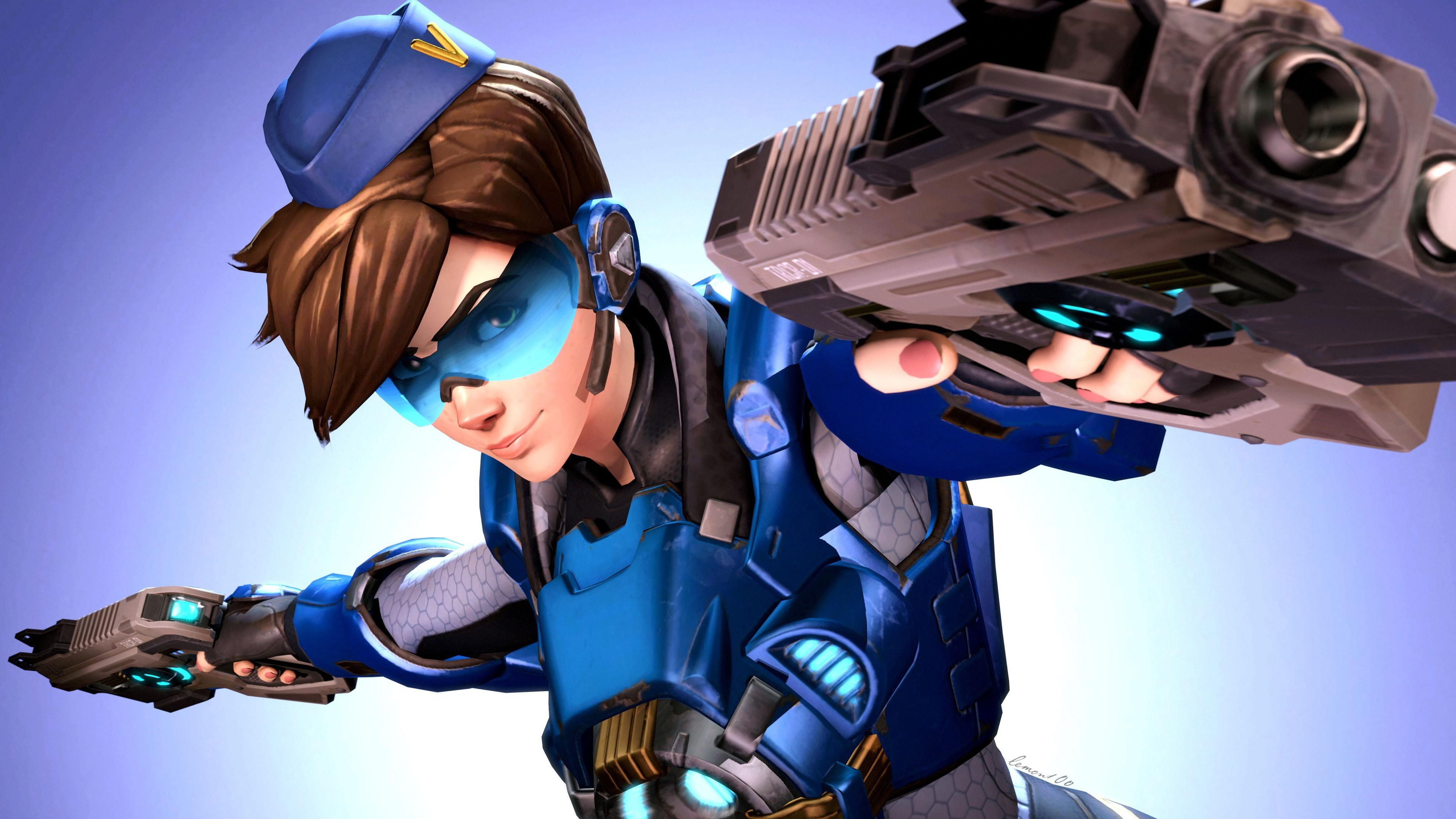 Tracer Wallpapers 75 Background Pictures