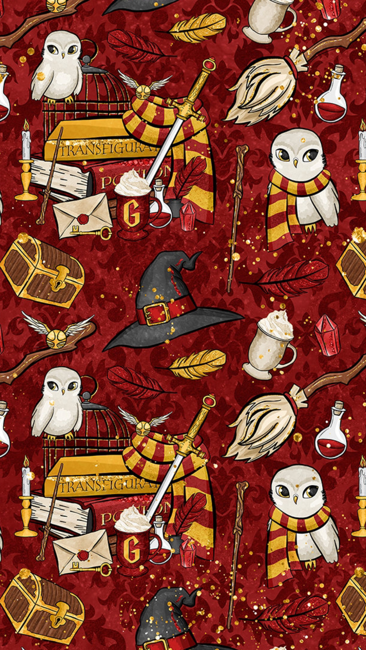 gryffindor wallpapers 72 background pictures