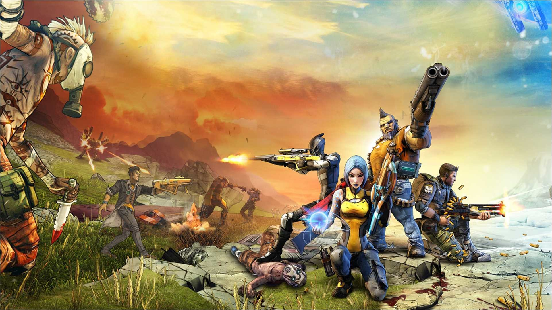 Borderlands 2 Wallpapers 1920x1080 73 Background Pictures