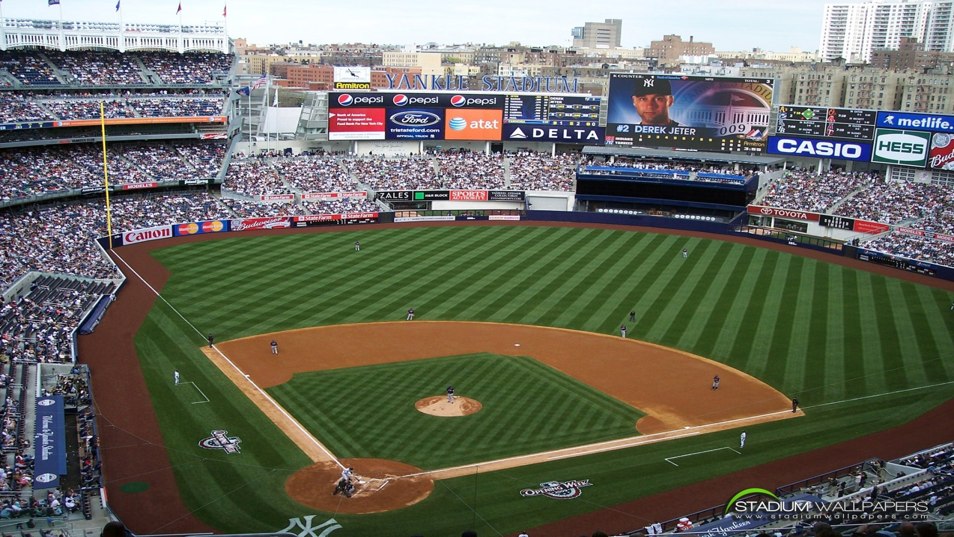 1920x1080 yankee stadium wallpapers 77 background pictures