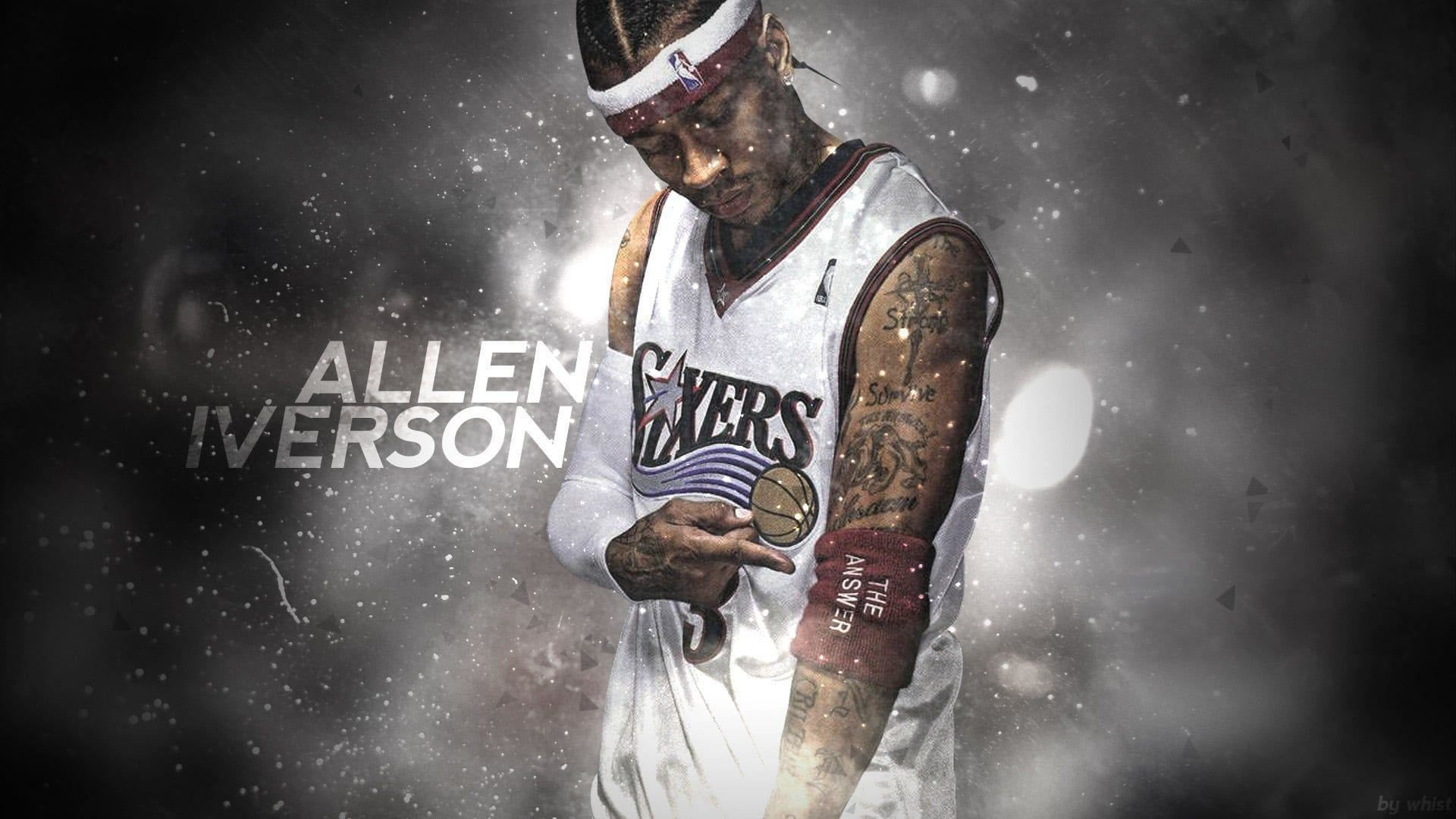 Allen Iverson Wallpapers 72 Background Pictures