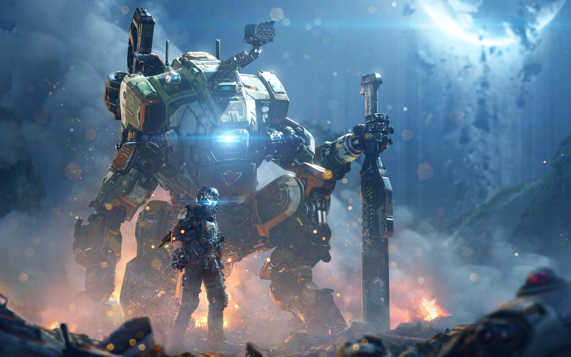 Titanfall Wallpapers 81 Background Pictures