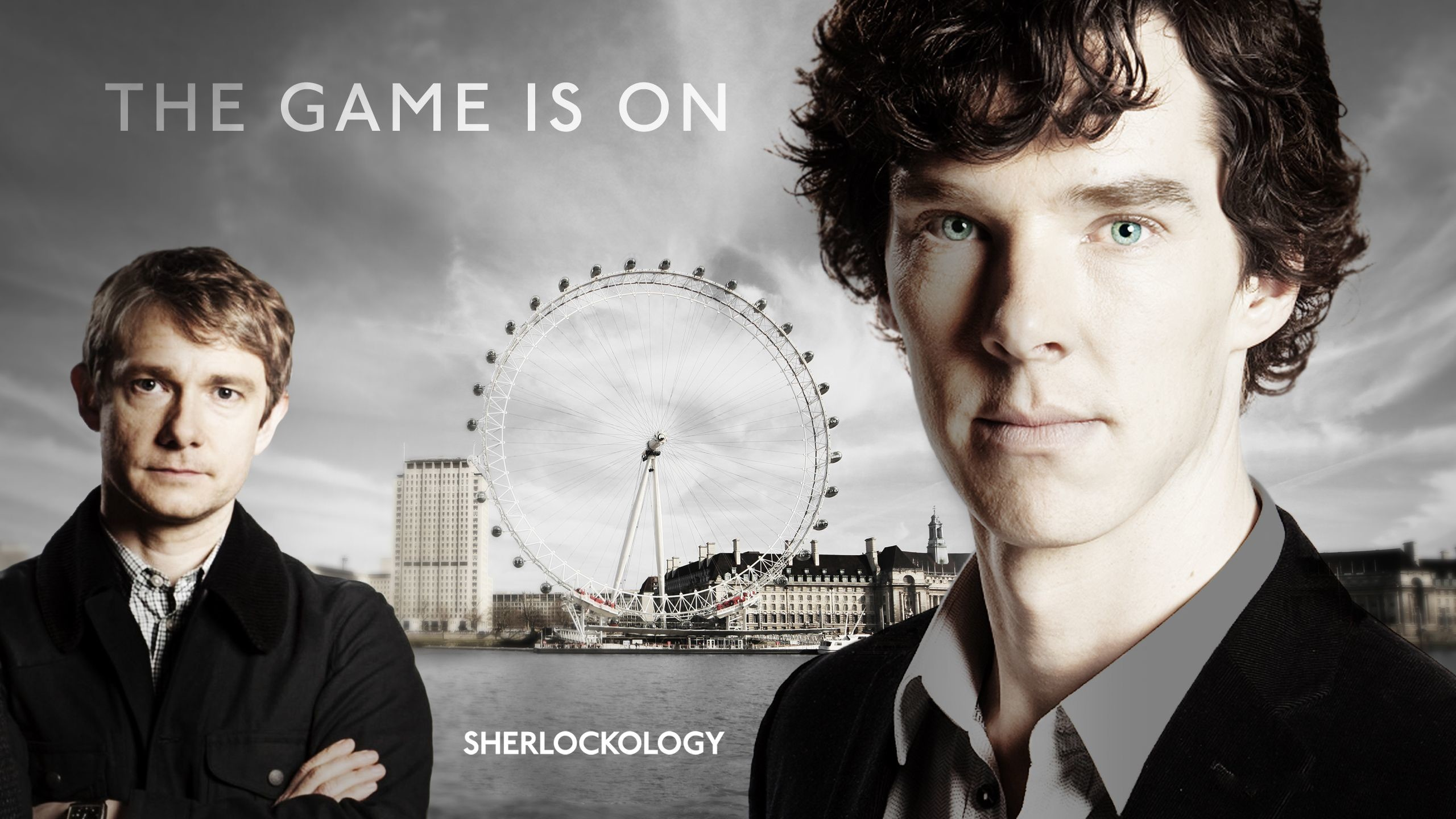 Benedict Cumberbatch Wallpaper Hd: Sherlock Holmes Bbc Wallpapers HD (72+ Background Pictures