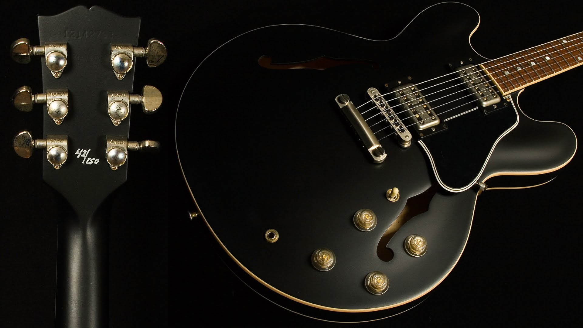 Gibson Les Paul Wallpaper 1920x1080
