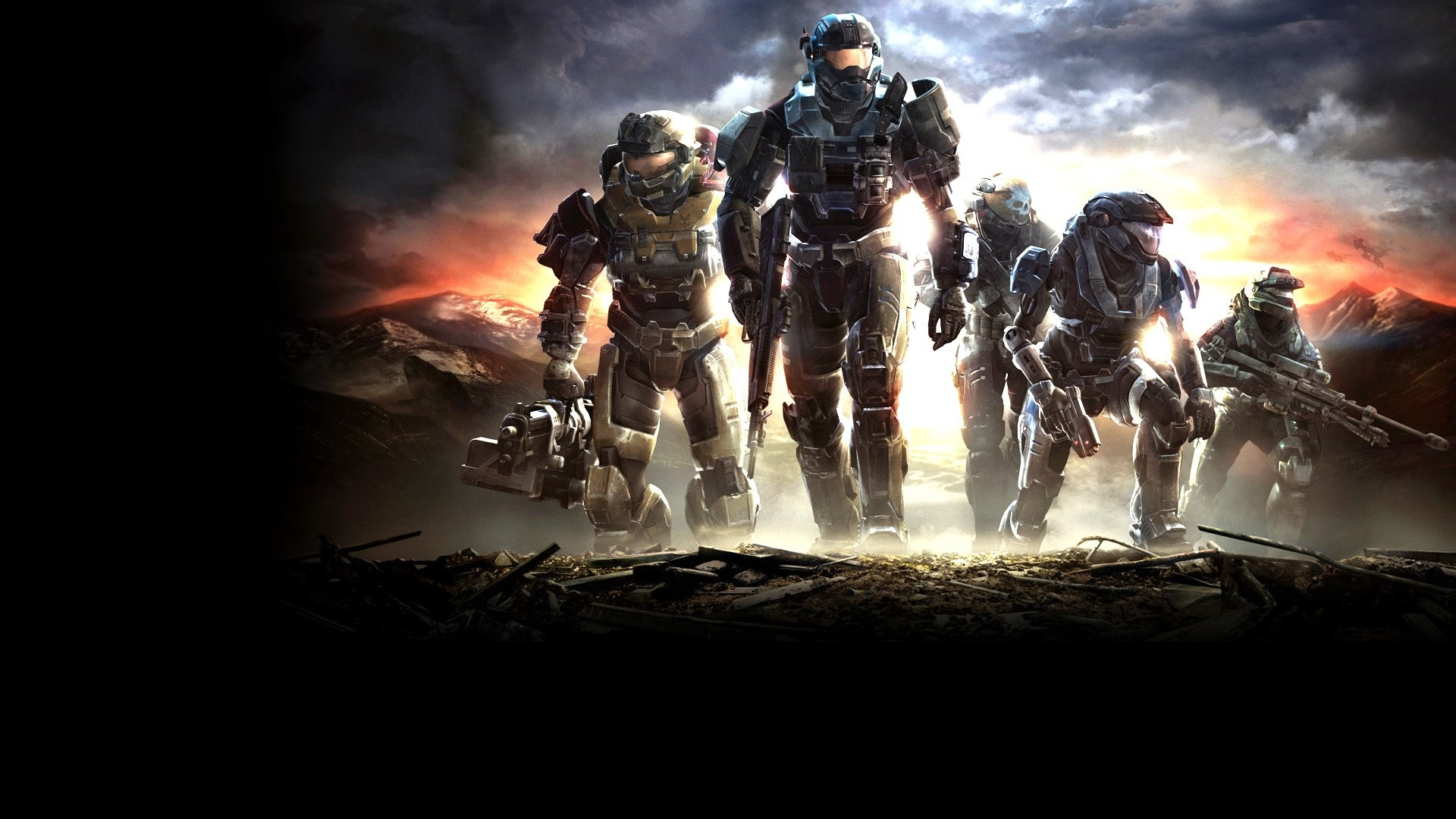 Hd Halo Wallpapers 78 Background Pictures