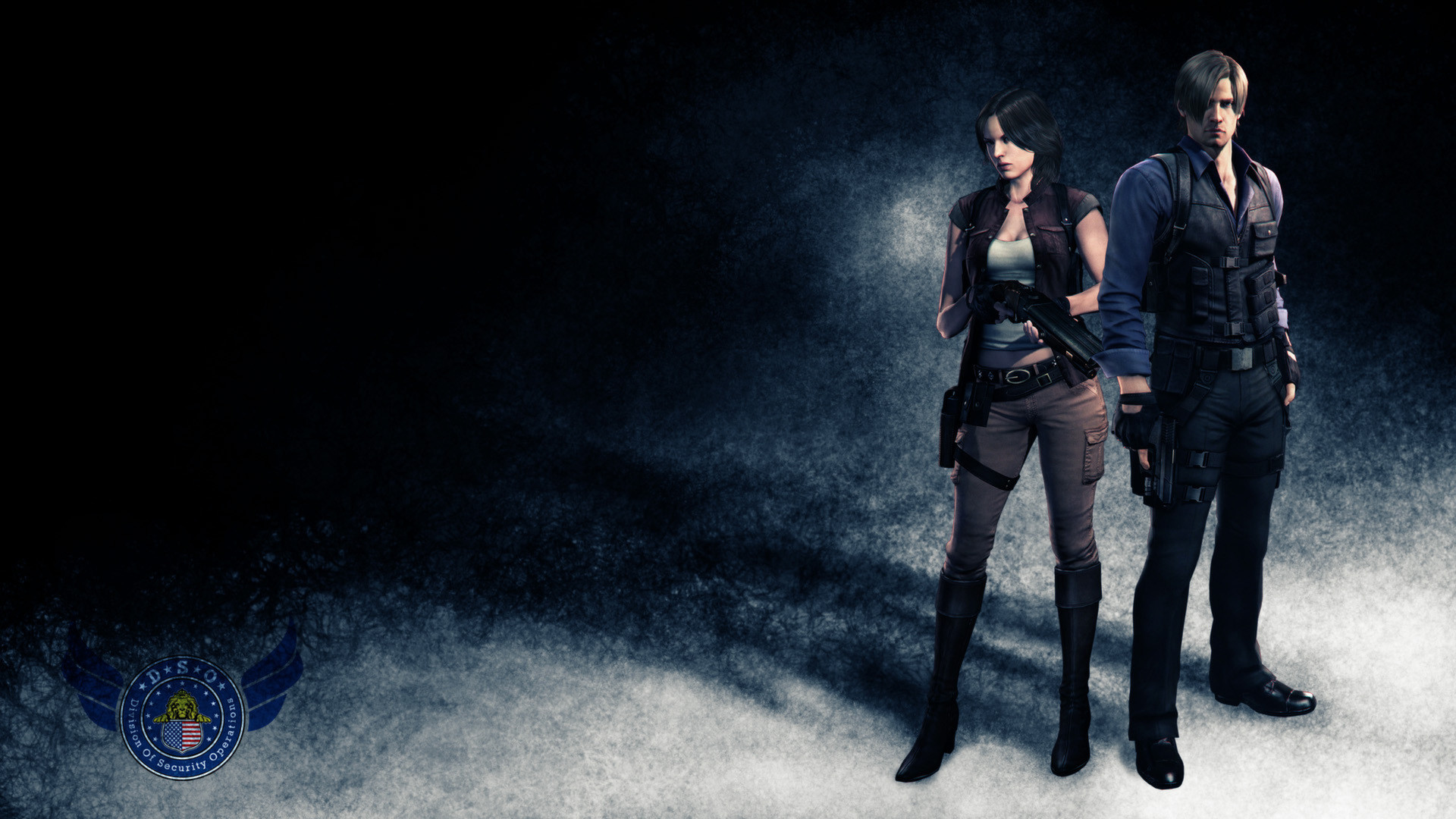1920x1080 Resident Evil 4 All Characters