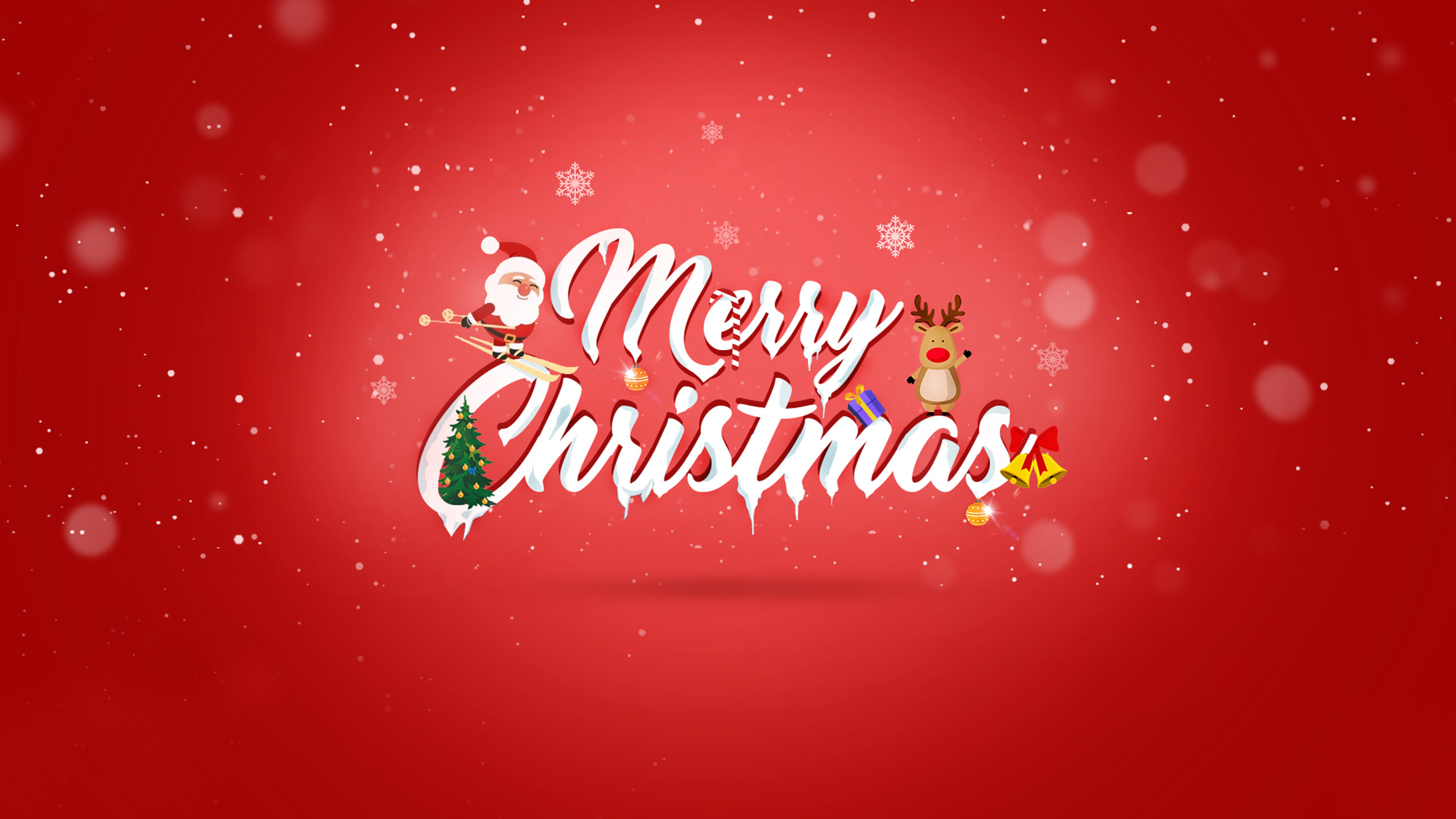 Merry Christmas Wallpapers 2018 80 Background Pictures
