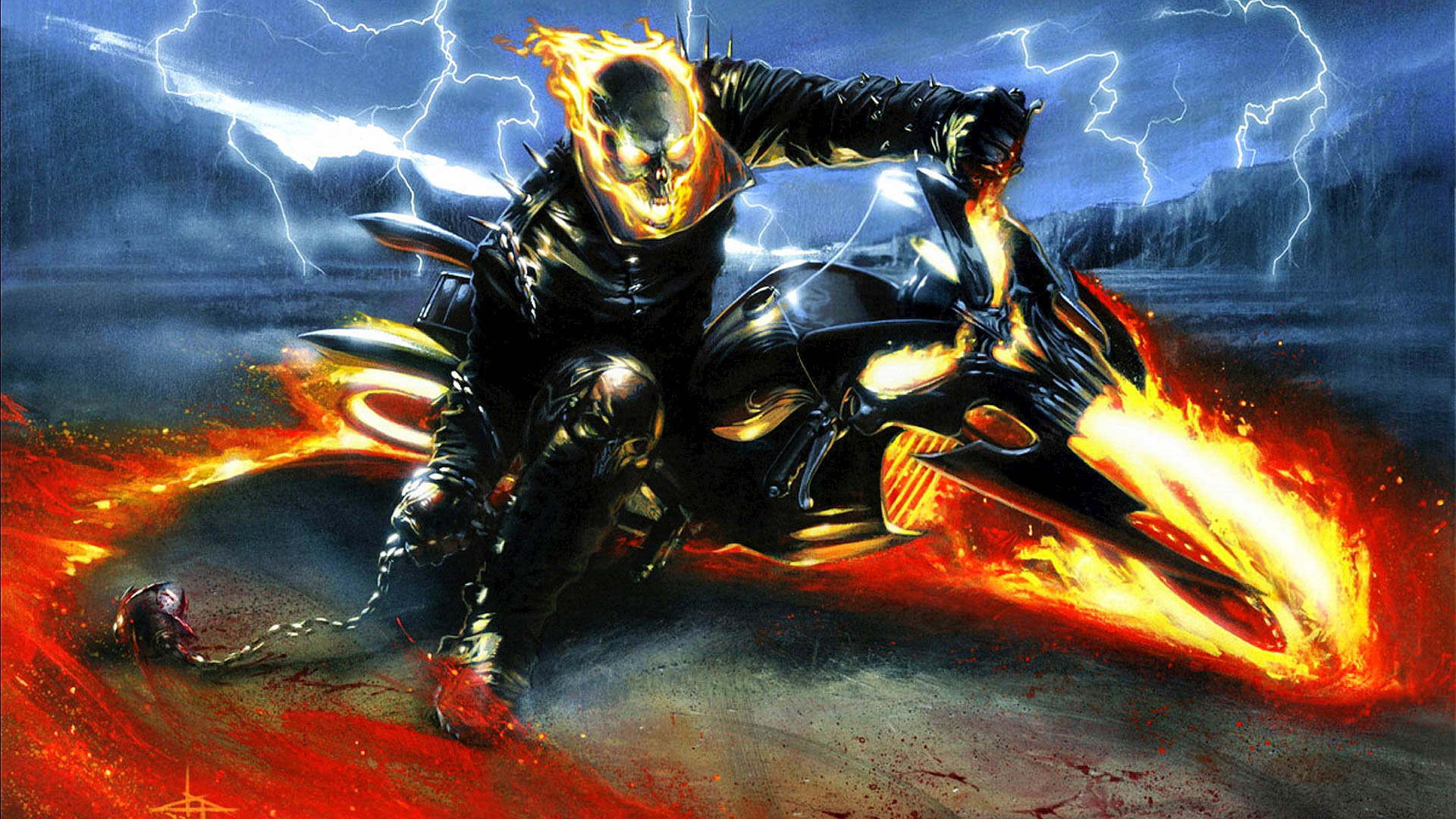 ghost rider hd wallpaper download - drive.cheapusedmotorhome