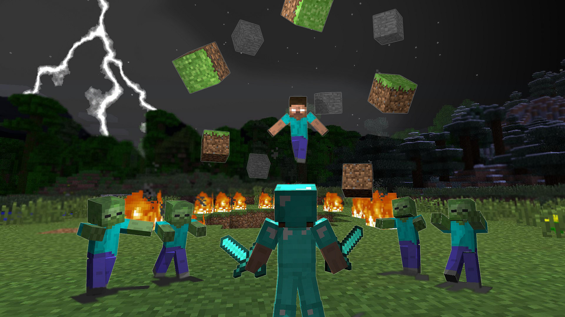 Minecraft Wallpapers Pictures 76 Background Pictures
