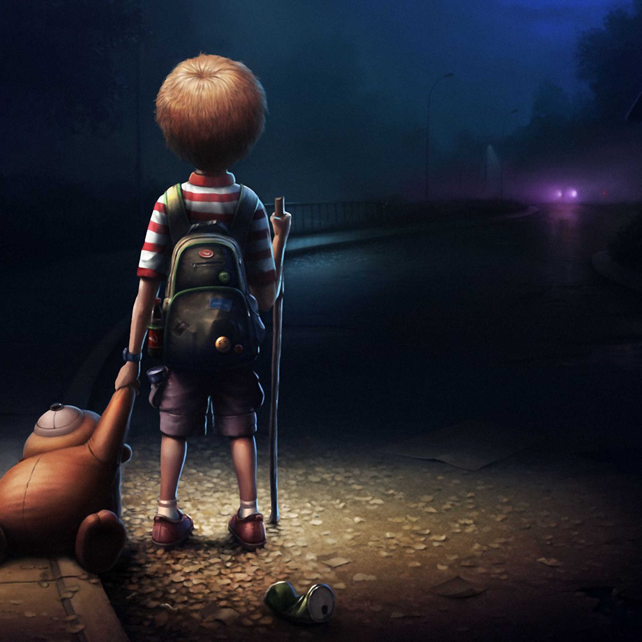 Sad Anime Boy Wallpapers (67+ Background Pictures