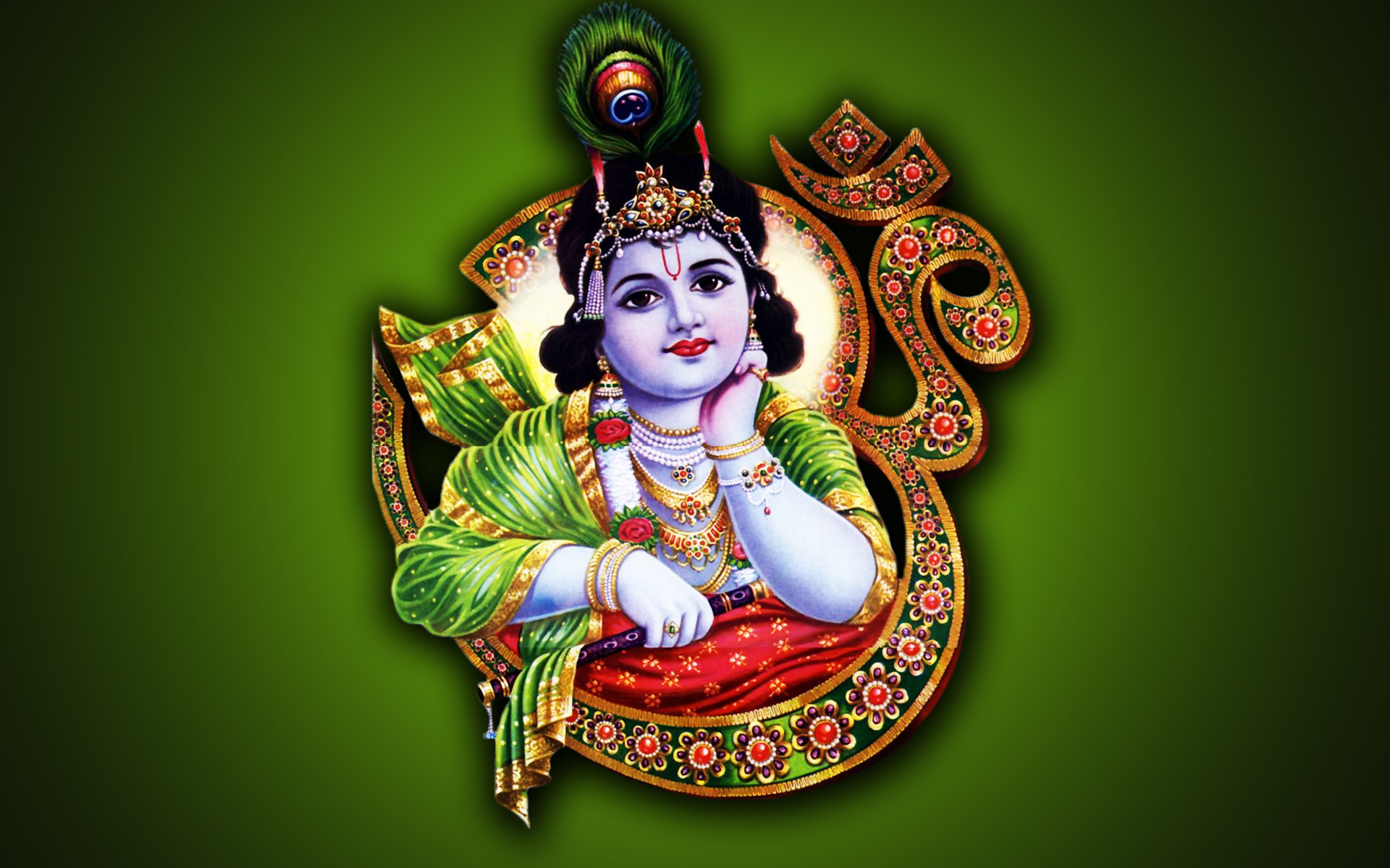 Krishna Wallpapers (70+ background pictures)
