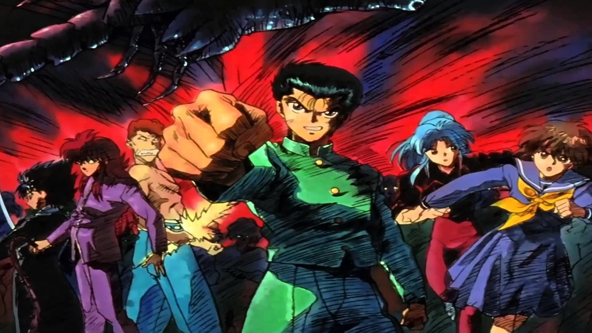 Yu Yu Hakusho Wallpapers (63+ background pictures)